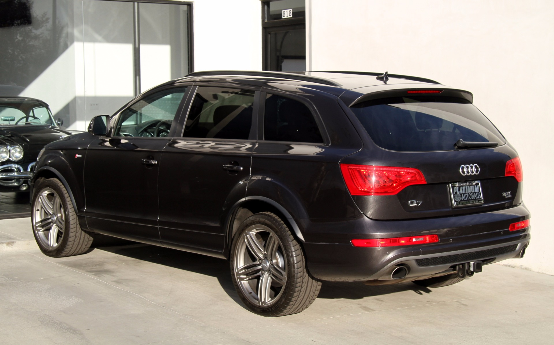 2014 audi q7 3 0t s line prestige stock 6010 for sale near redondo beach ca ca audi dealer. Black Bedroom Furniture Sets. Home Design Ideas