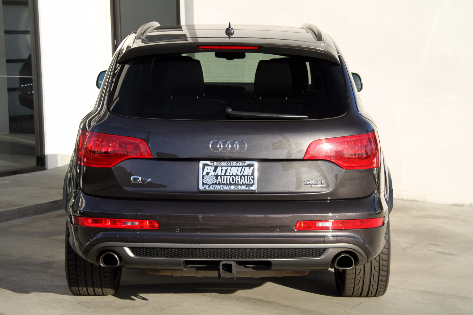 Audi Dealership Near Me >> 2014 Audi Q7 3.0T S-Line Prestige Stock # 6010 for sale near Redondo Beach, CA | CA Audi Dealer