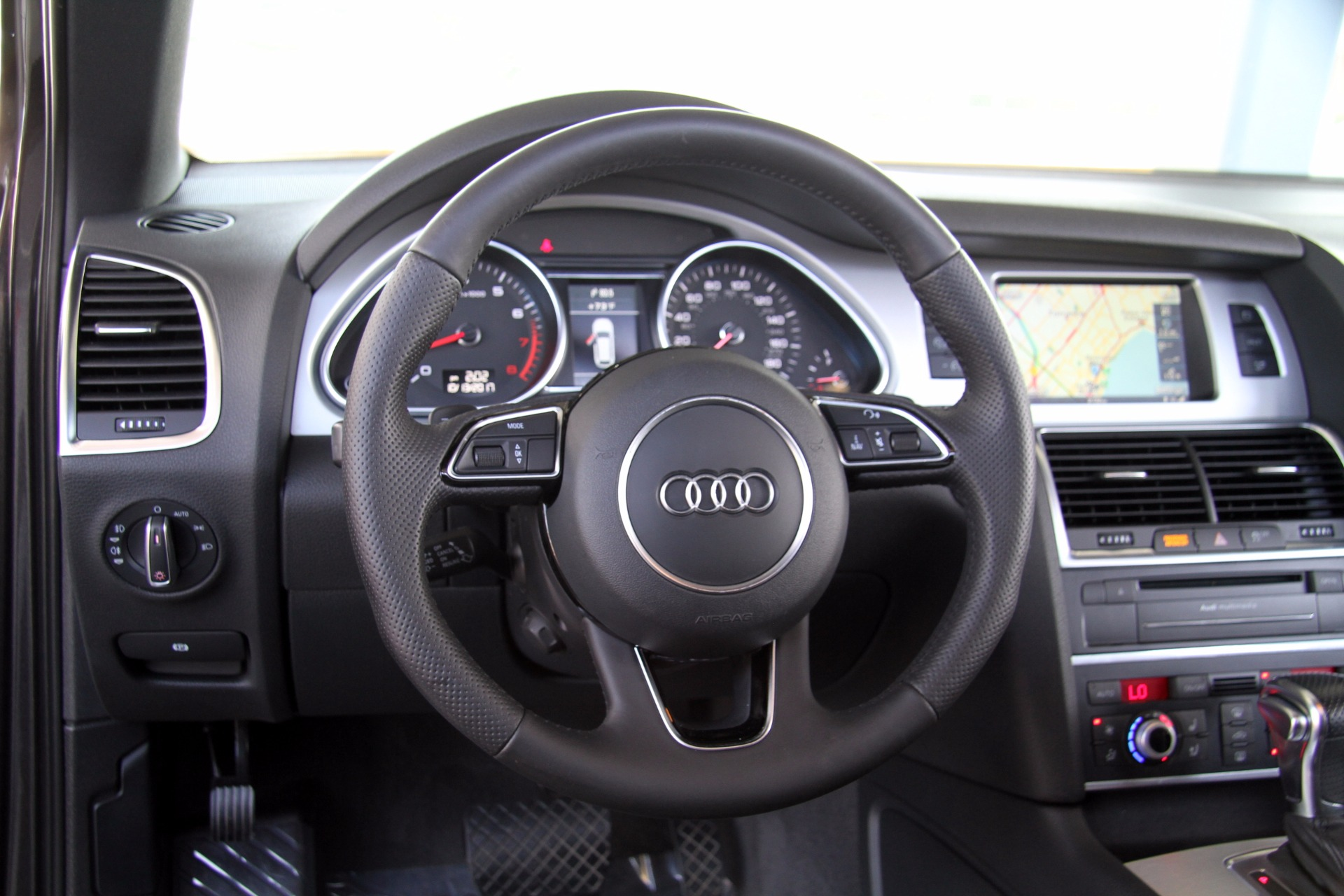 Audi Dealership Near Me >> 2014 Audi Q7 3.0T S-Line Prestige Stock # 6010 for sale ...