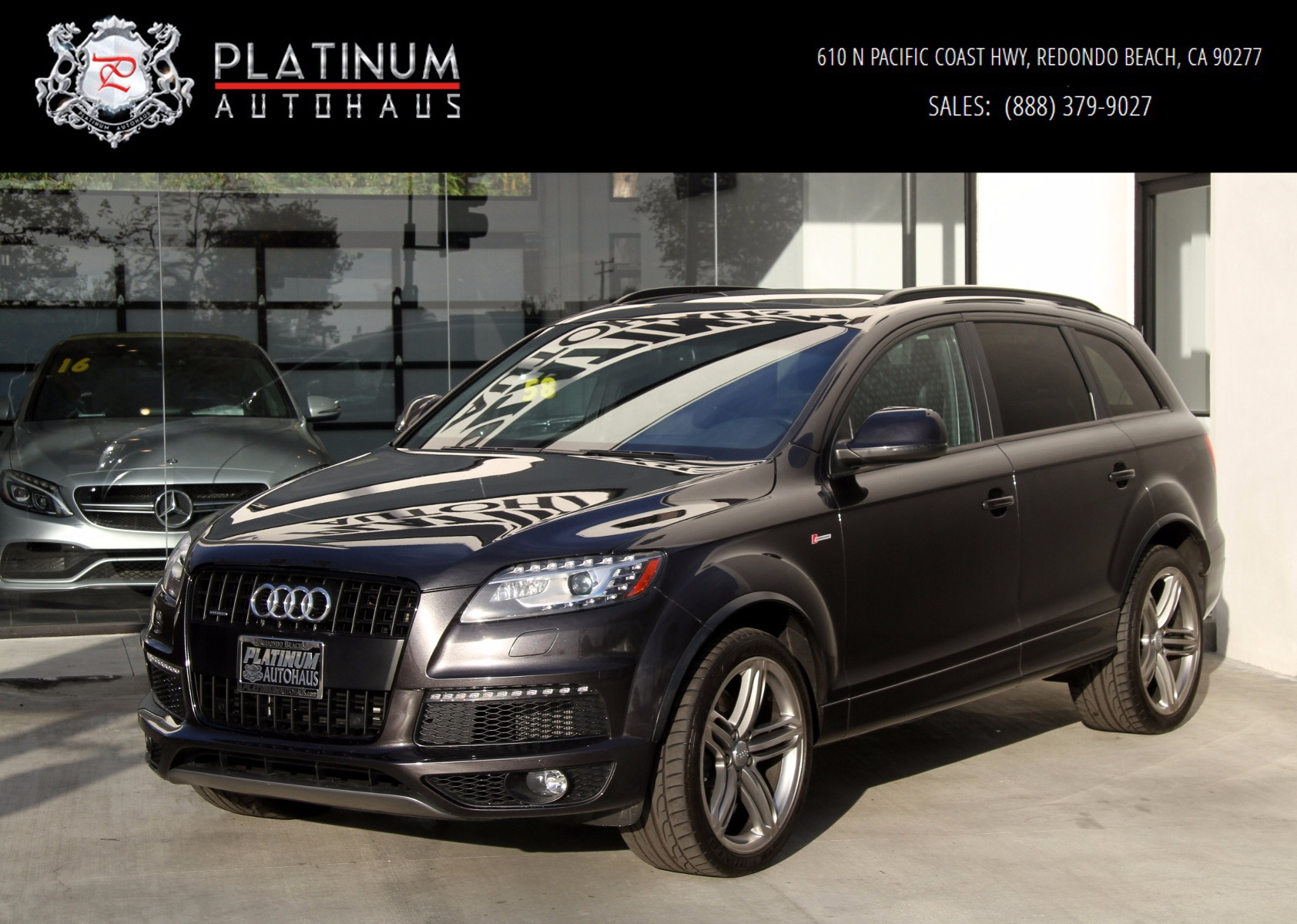 2014 Audi Q7 3 0t S Line Prestige Stock 6010 For Sale