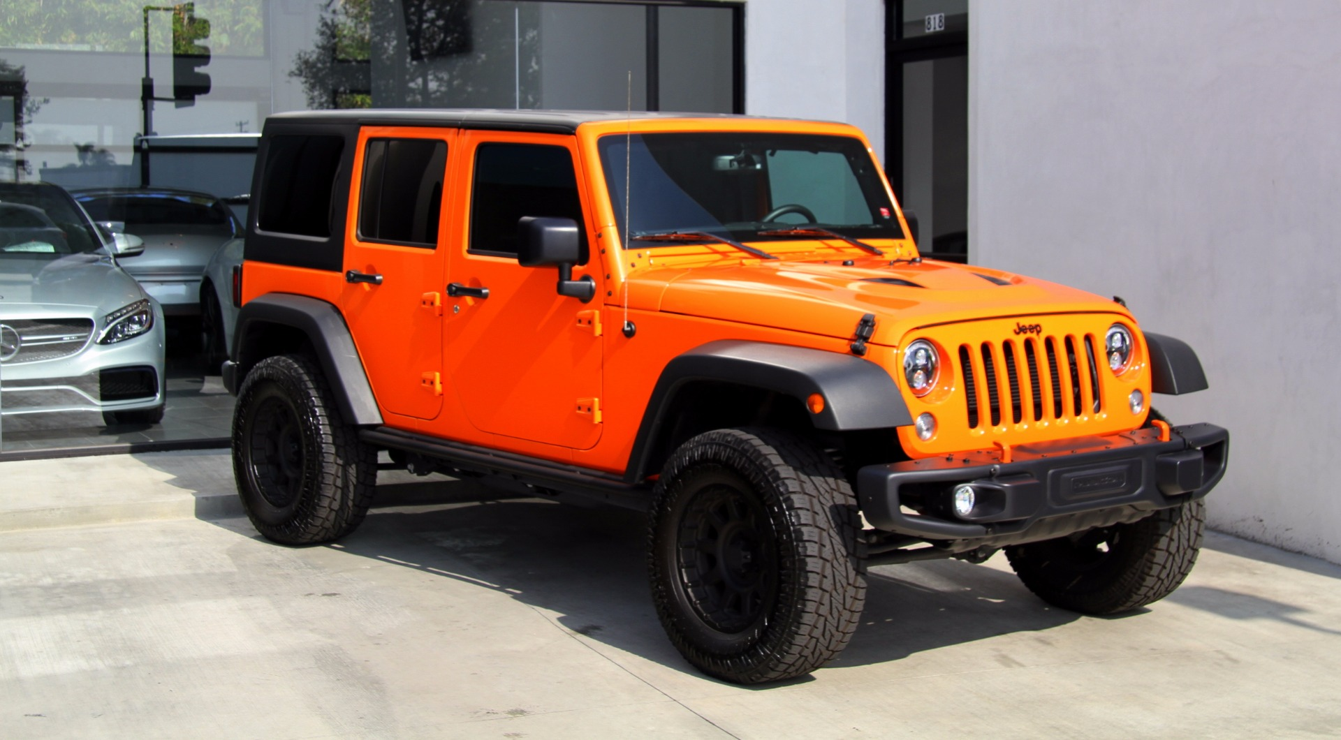 ... Used 2016 Jeep Wrangler Unlimited Rubicon 4x4 ...