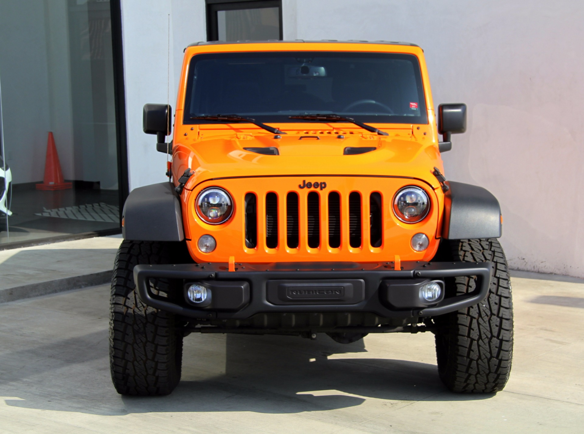 2016 Jeep Wrangler Unlimited Rubicon 4x4 Stock 180285