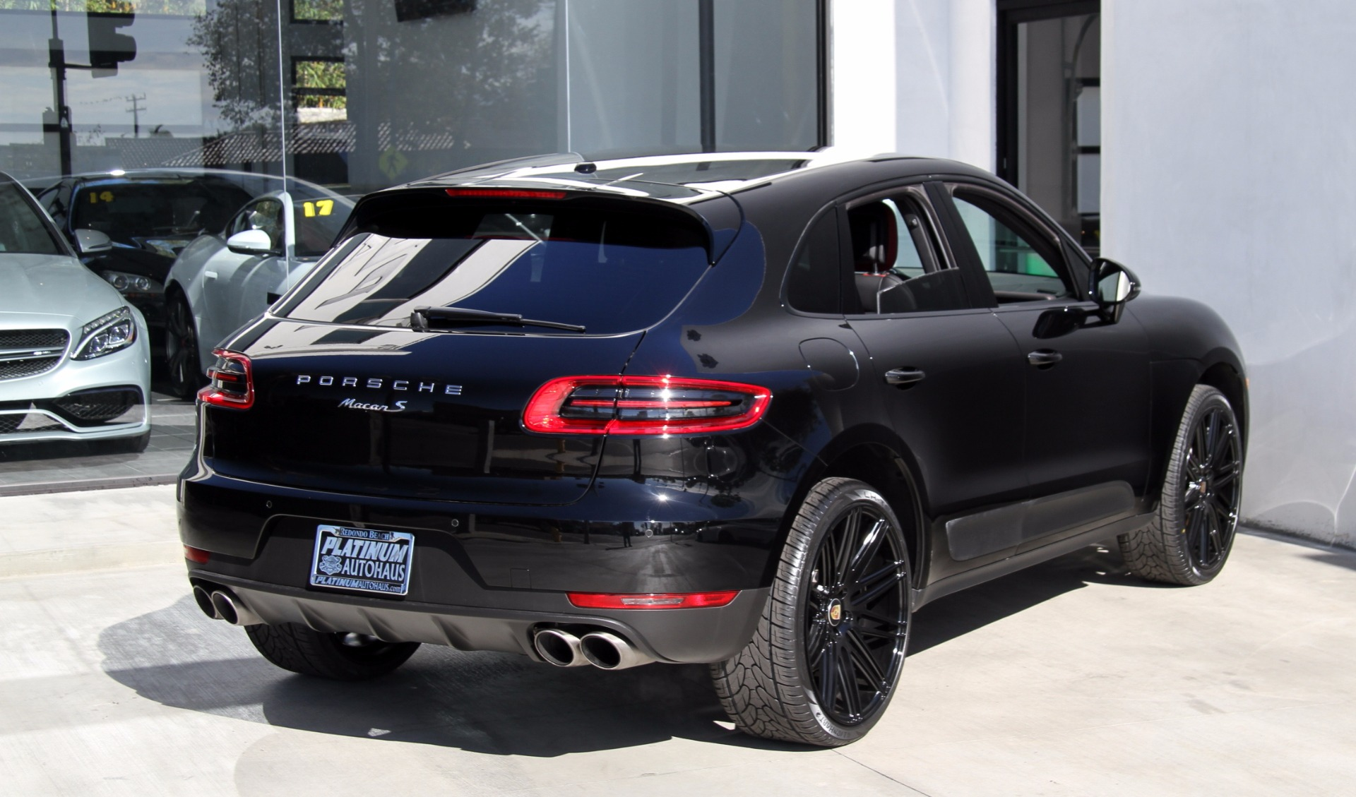 2016 porsche macan s stock 6031 for sale near redondo for General motors dealers near me