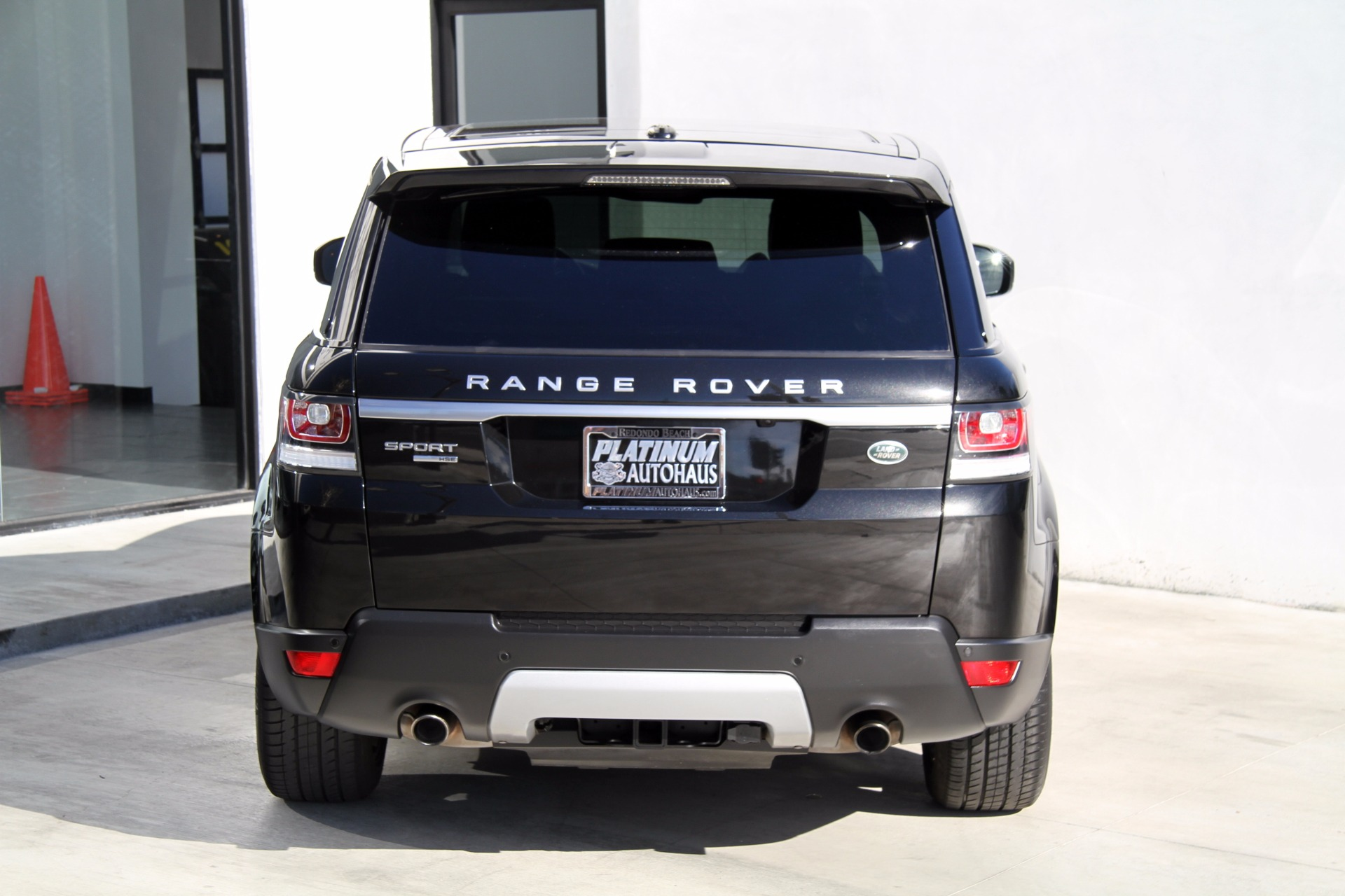 Free Vehicle History Report By Vin >> 2015 Land Rover Range Rover Sport HSE Stock # 6036 for ...
