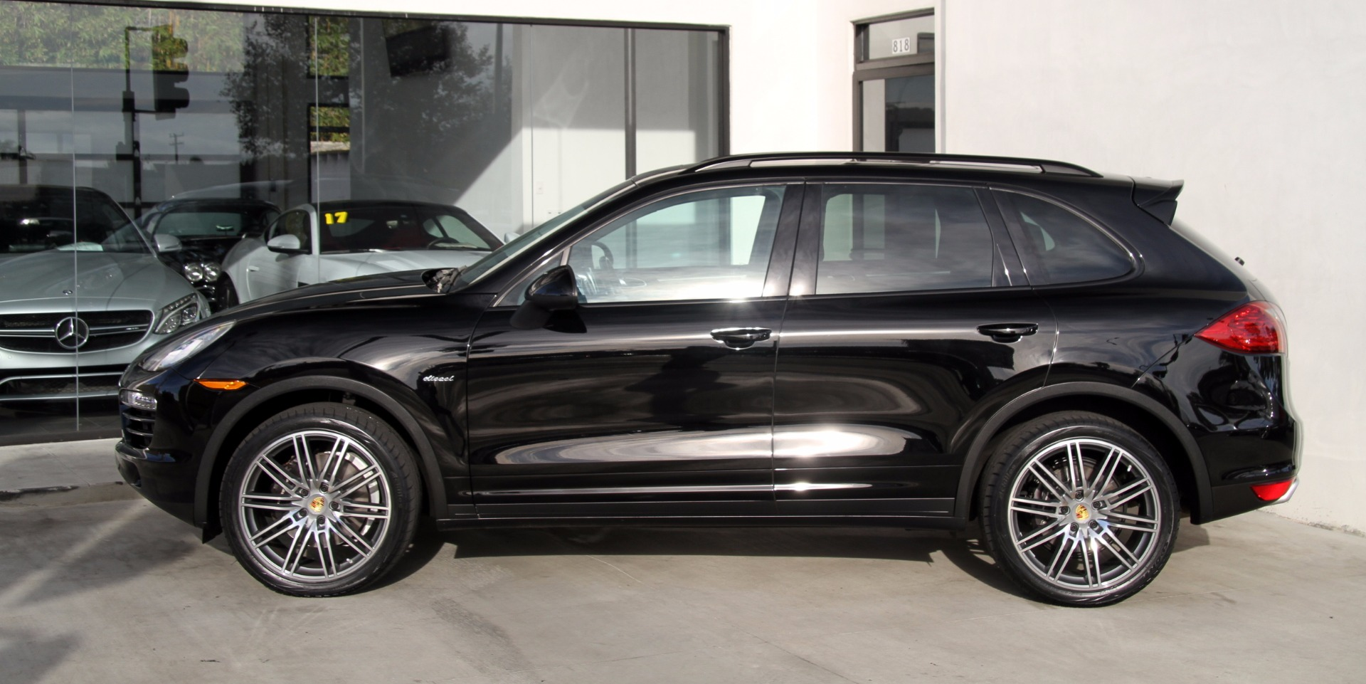 2014 porsche cayenne diesel stock 6033 for sale near redondo beach ca ca porsche dealer. Black Bedroom Furniture Sets. Home Design Ideas