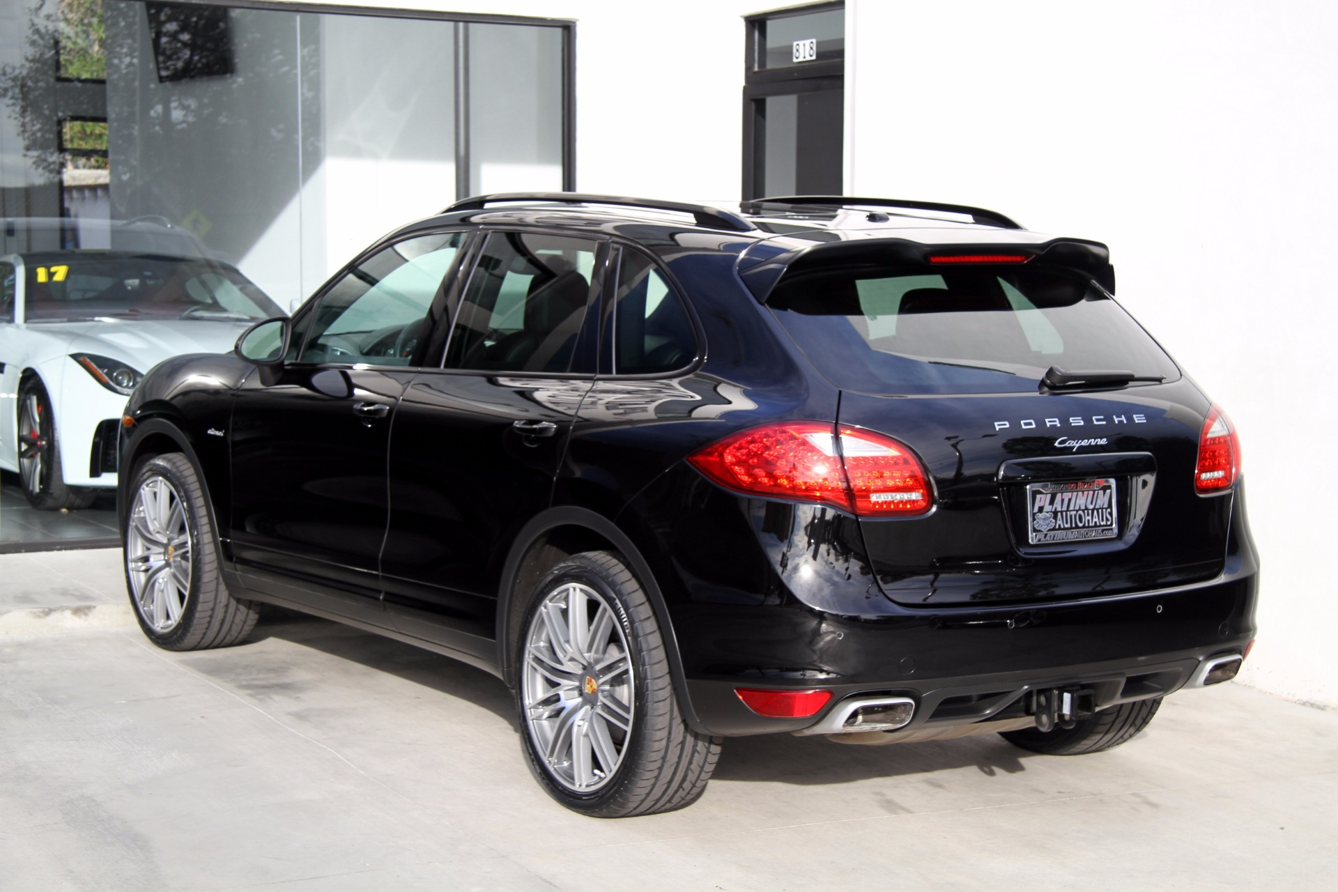 2014 porsche cayenne diesel stock 6033 for sale near. Black Bedroom Furniture Sets. Home Design Ideas