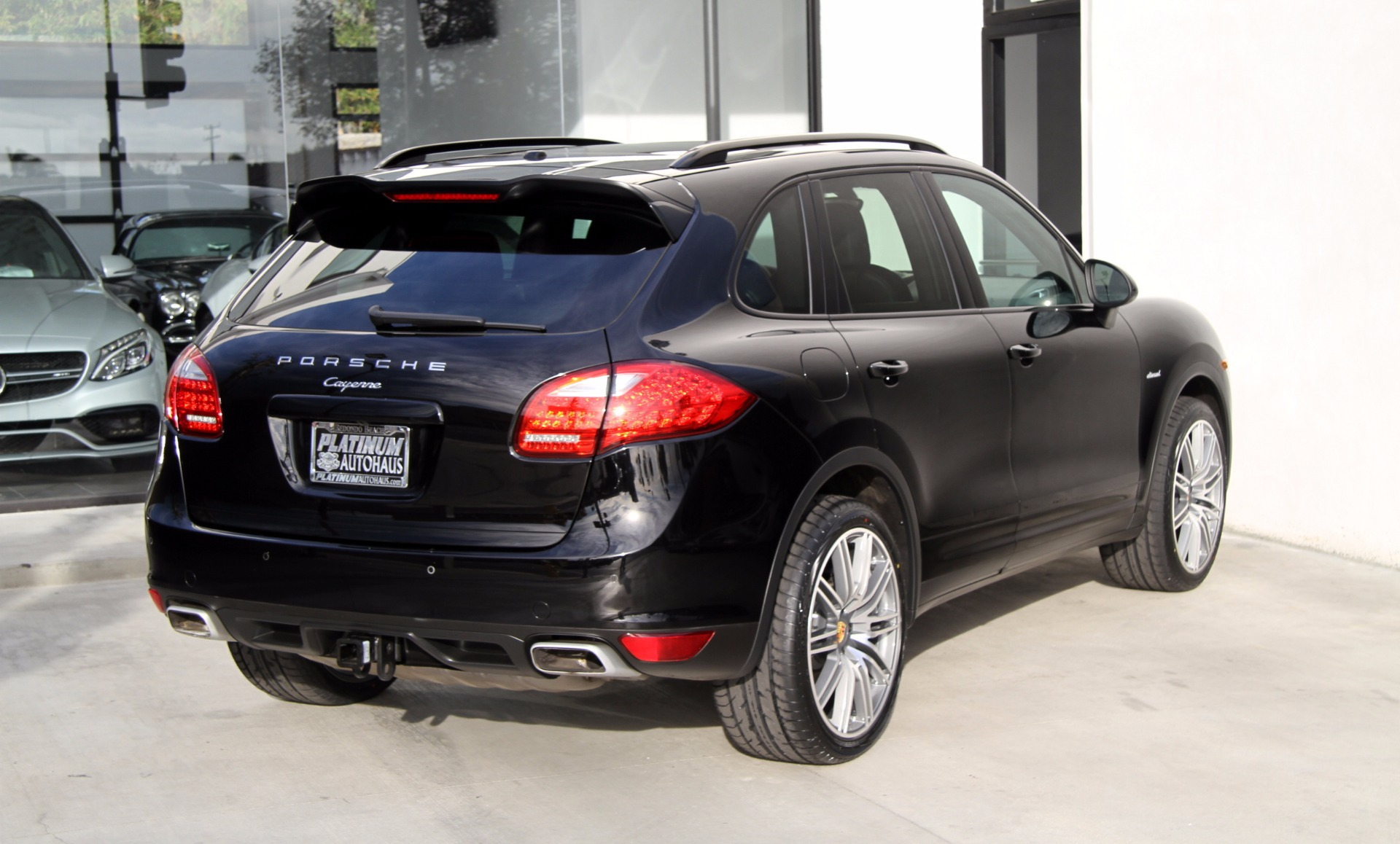 2014 Porsche Cayenne Diesel Stock 6033 For Sale Near