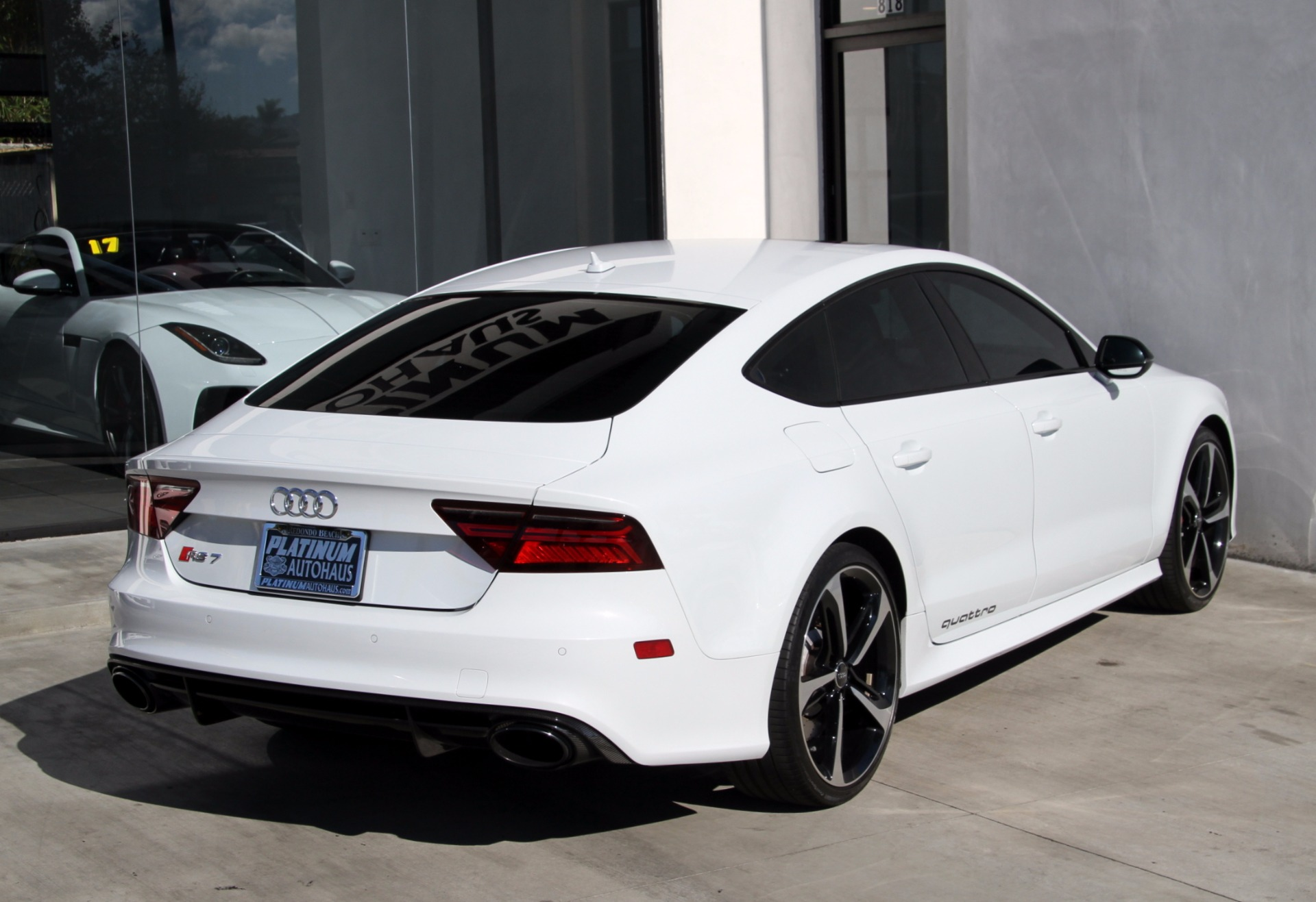 Audi Dealership Near Me >> 2016 Audi RS 7 4.0T quattro Prestige Stock # 6032 for sale ...