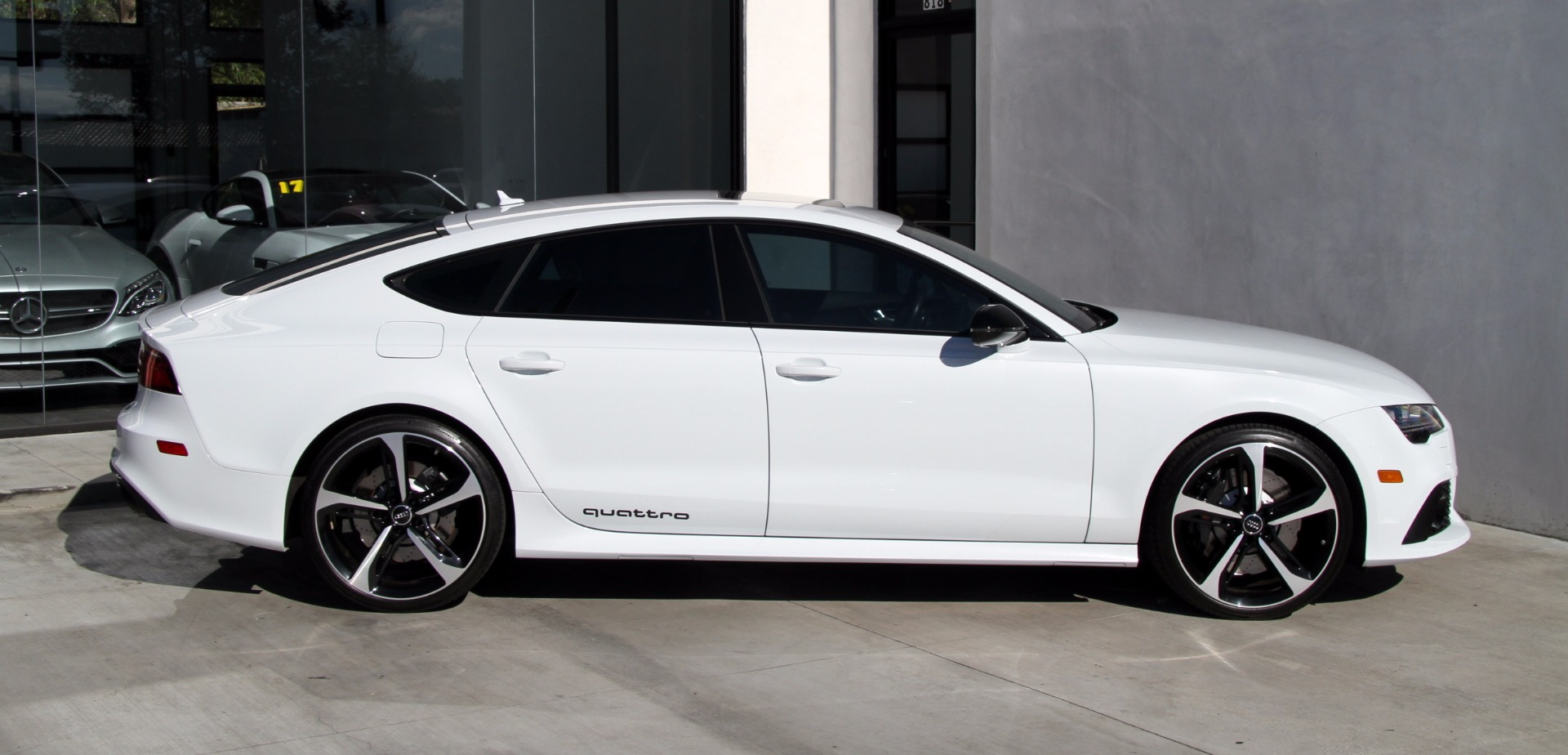 2016 Audi Rs 7 4 0t Quattro Prestige Stock 6032 For Sale