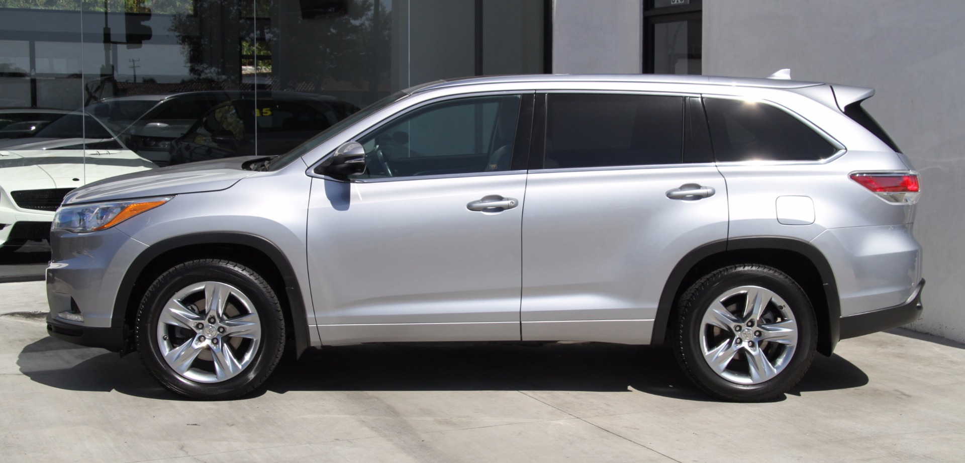 2015 Toyota Highlander Limited Stock 5829b For Sale Near
