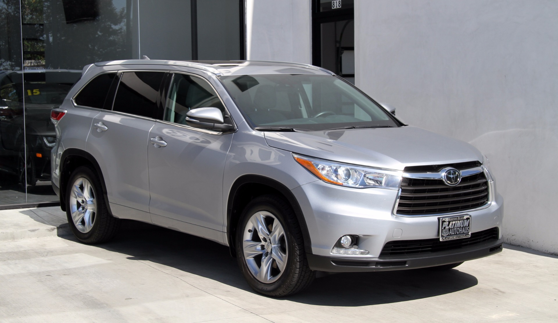 Vehicles For Sale Near Me >> 2015 Toyota Highlander Limited Stock # 5829B for sale near Redondo Beach, CA | CA Toyota Dealer