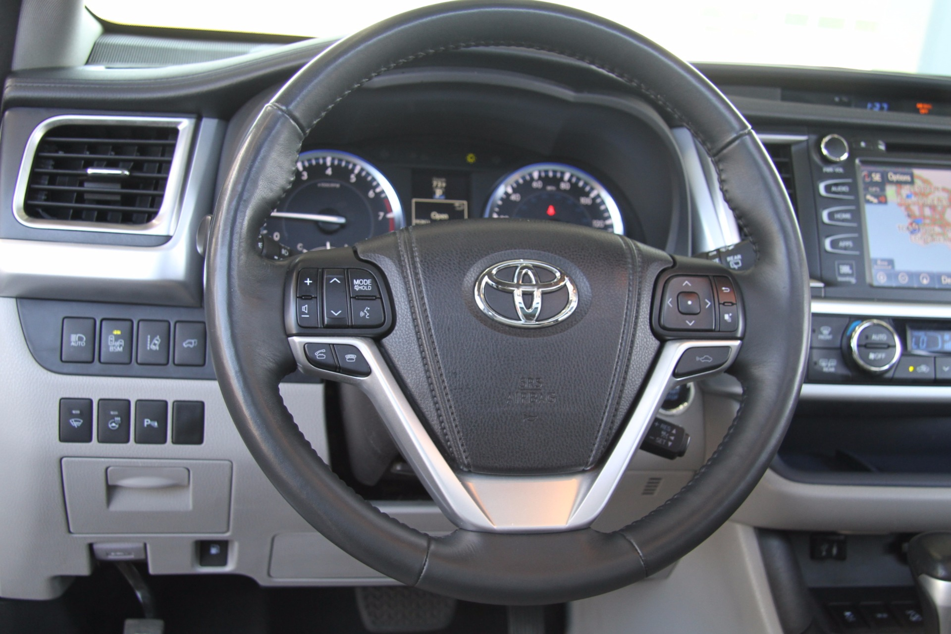 Toyota Dealership Near Me >> 2015 Toyota Highlander Limited Stock # 5829B for sale near ...