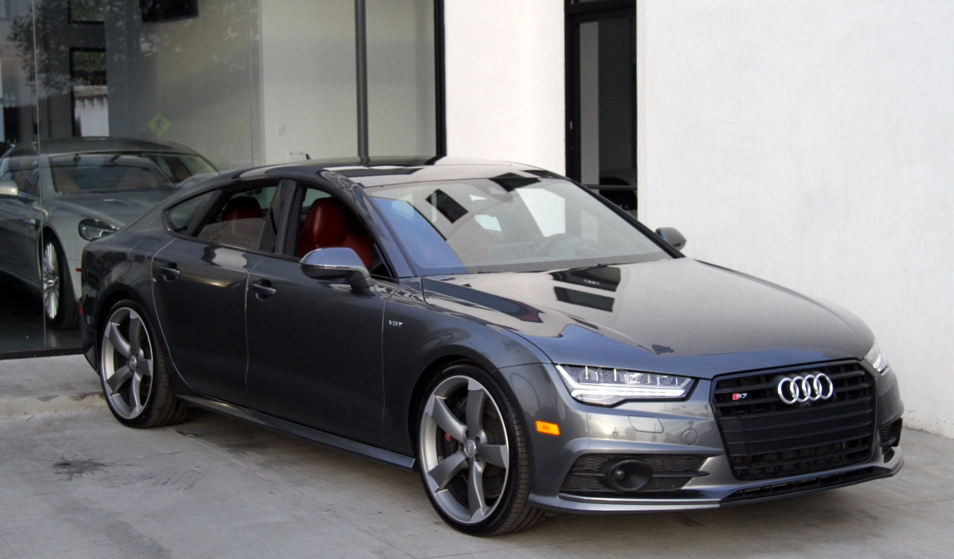 Audi Dealership Near Me >> 2016 Audi S7 4.0T quattro PRESTIGE Stock # 6040 for sale near Redondo Beach, CA | CA Audi Dealer
