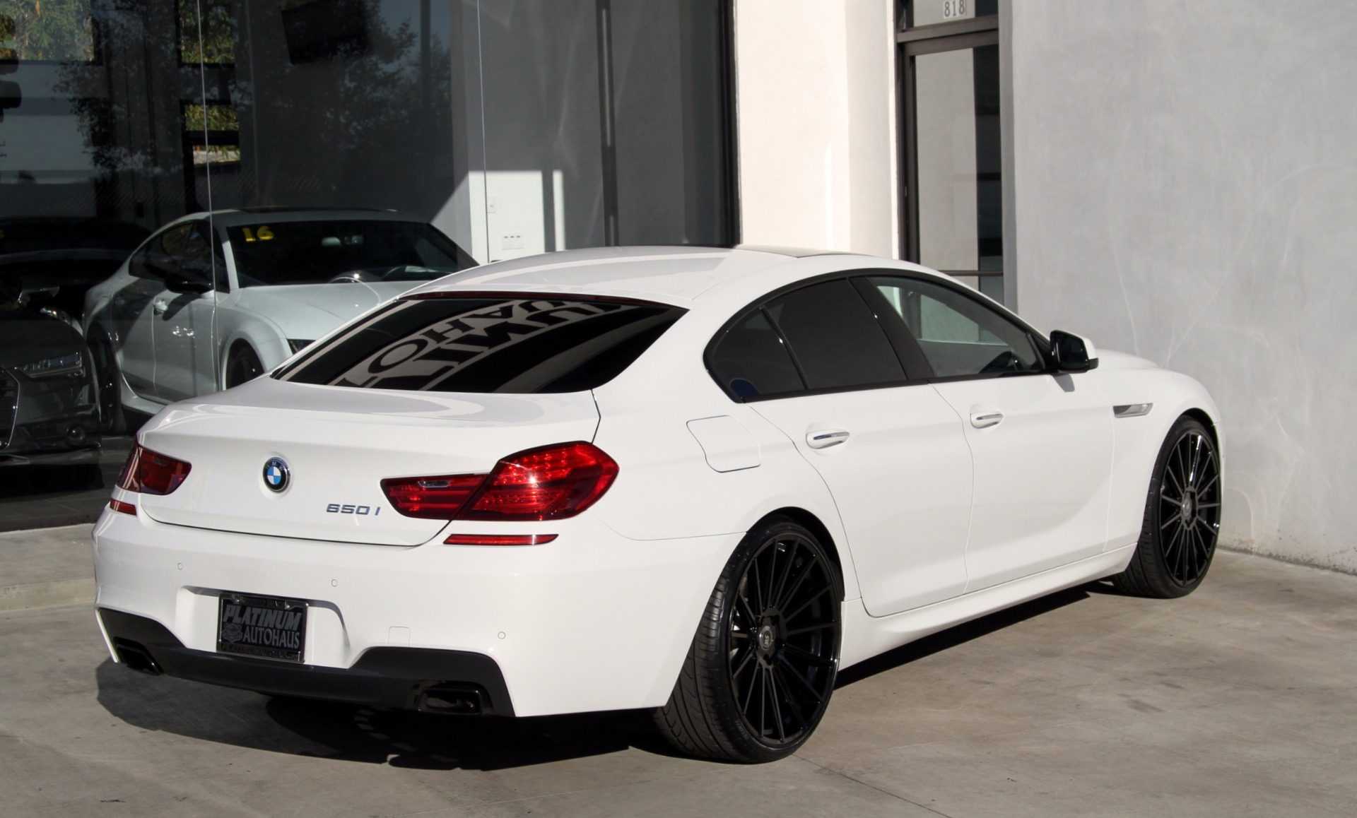 2015 bmw 6 series 650i gran coupe stock 6043 for sale. Black Bedroom Furniture Sets. Home Design Ideas