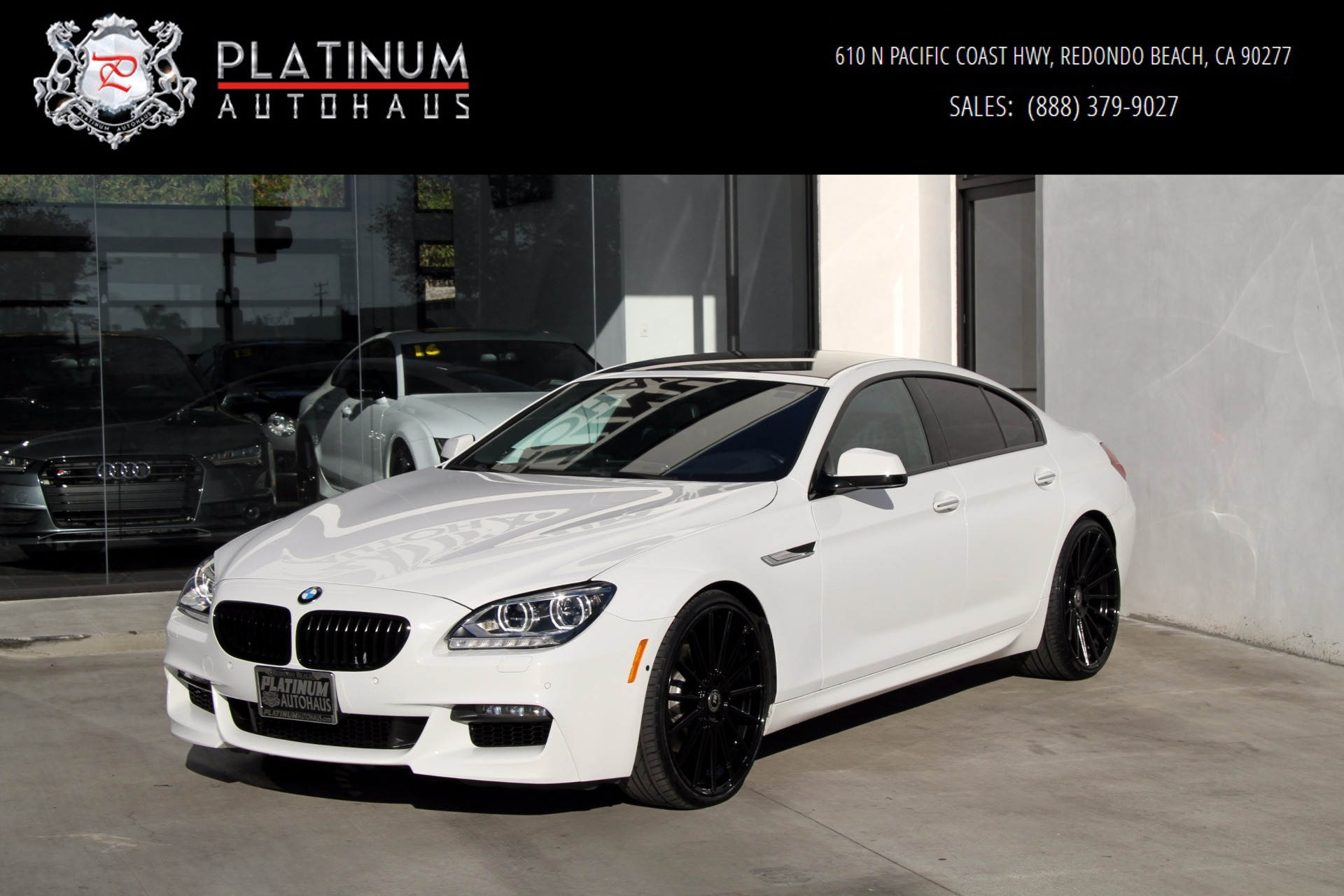 Bmw Dealership Near Me >> 2015 BMW 6 Series 650i Gran Coupe Stock # 6043 for sale near Redondo Beach, CA | CA BMW Dealer
