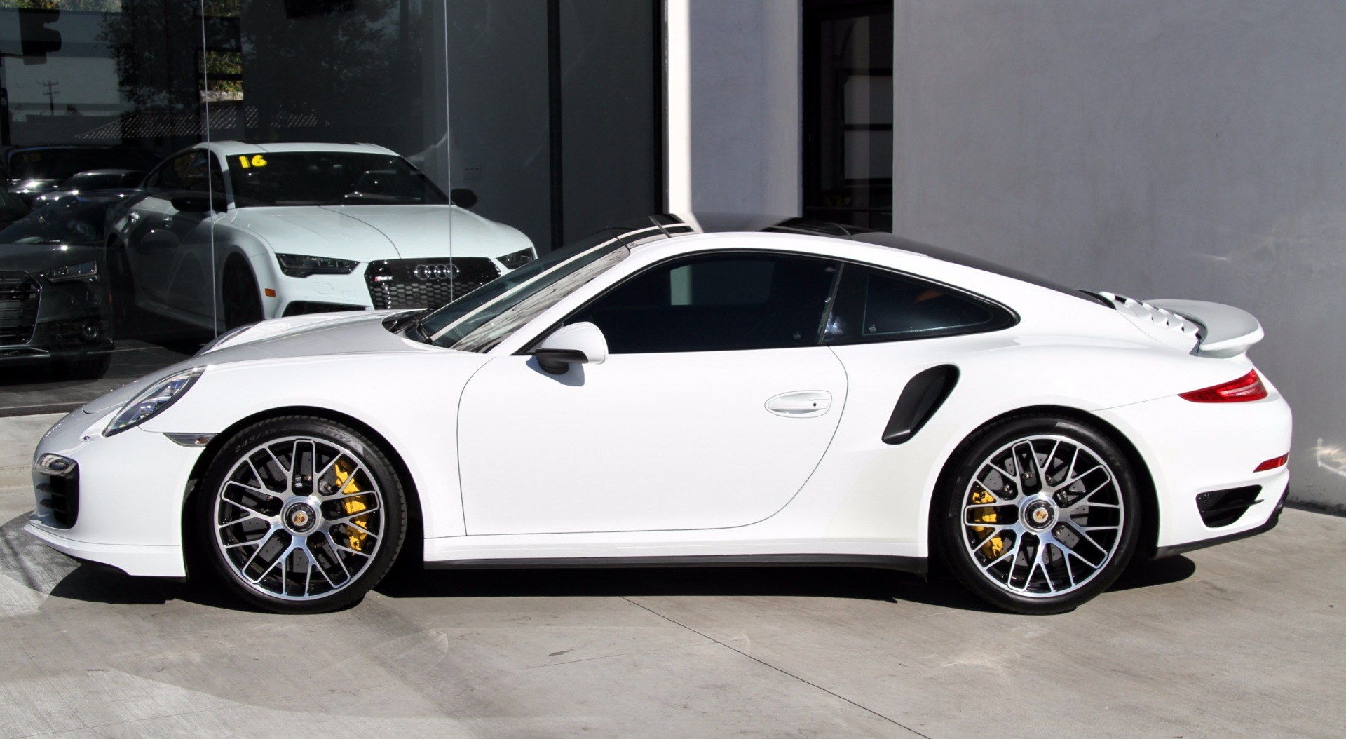 2014 porsche 911 turbo s stock 6044 for sale near redondo beach ca ca porsche dealer. Black Bedroom Furniture Sets. Home Design Ideas
