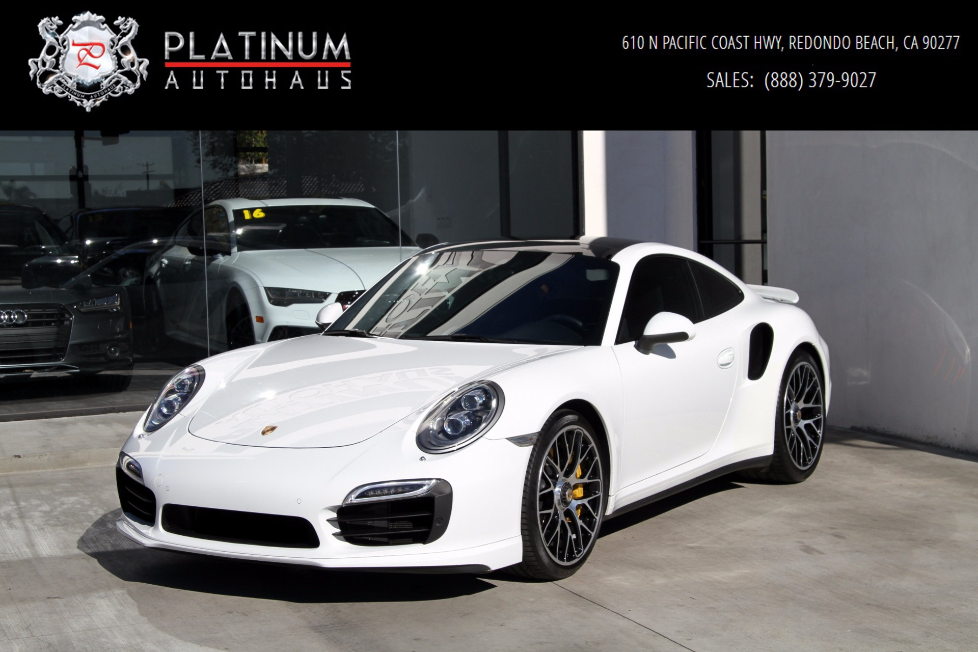 2014 Porsche 911 Turbo S ** MSRP $188,095 ** Stock # 6044 for sale