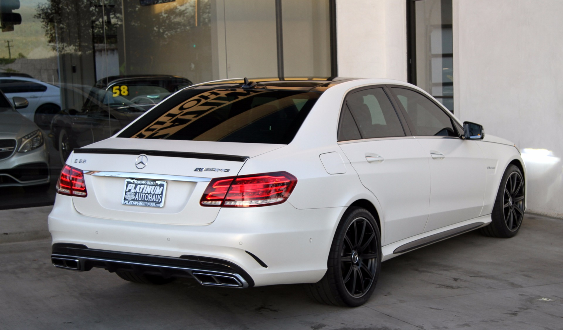 2015 Mercedes-Benz E-Class E 63 AMG S-Model Stock # 6049 ...