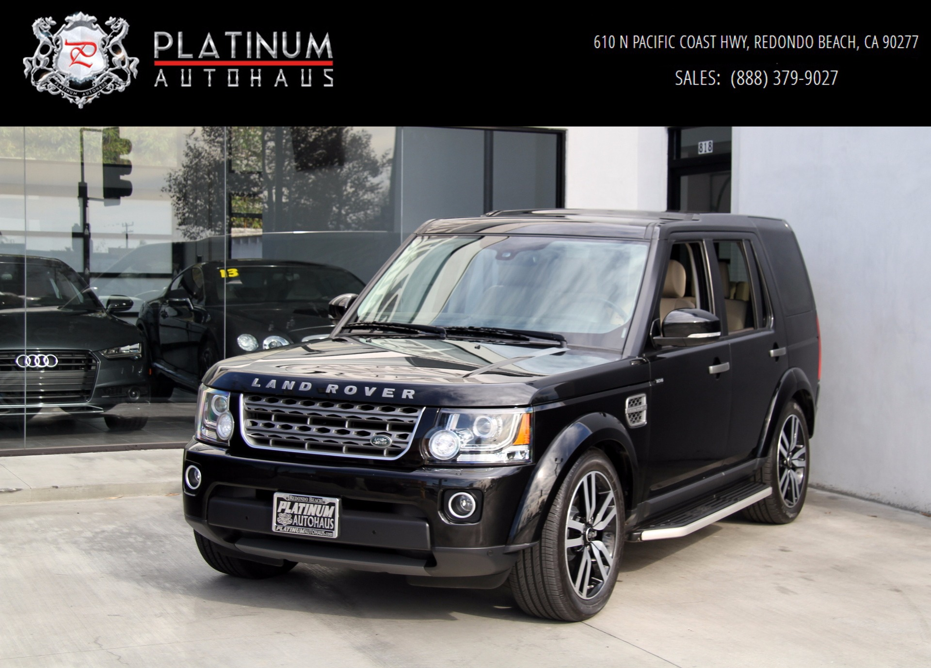 2015 land rover lr4 hse stock 6046 for sale near redondo beach ca ca land rover dealer. Black Bedroom Furniture Sets. Home Design Ideas