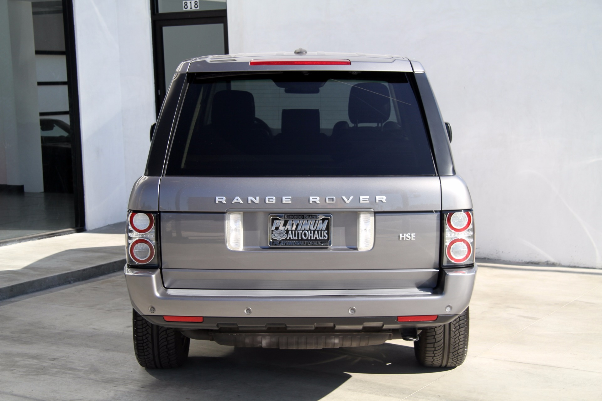 2011 land rover range rover hse luxury stock 6048 for sale near redondo beach ca ca land - Land rover garage near me ...