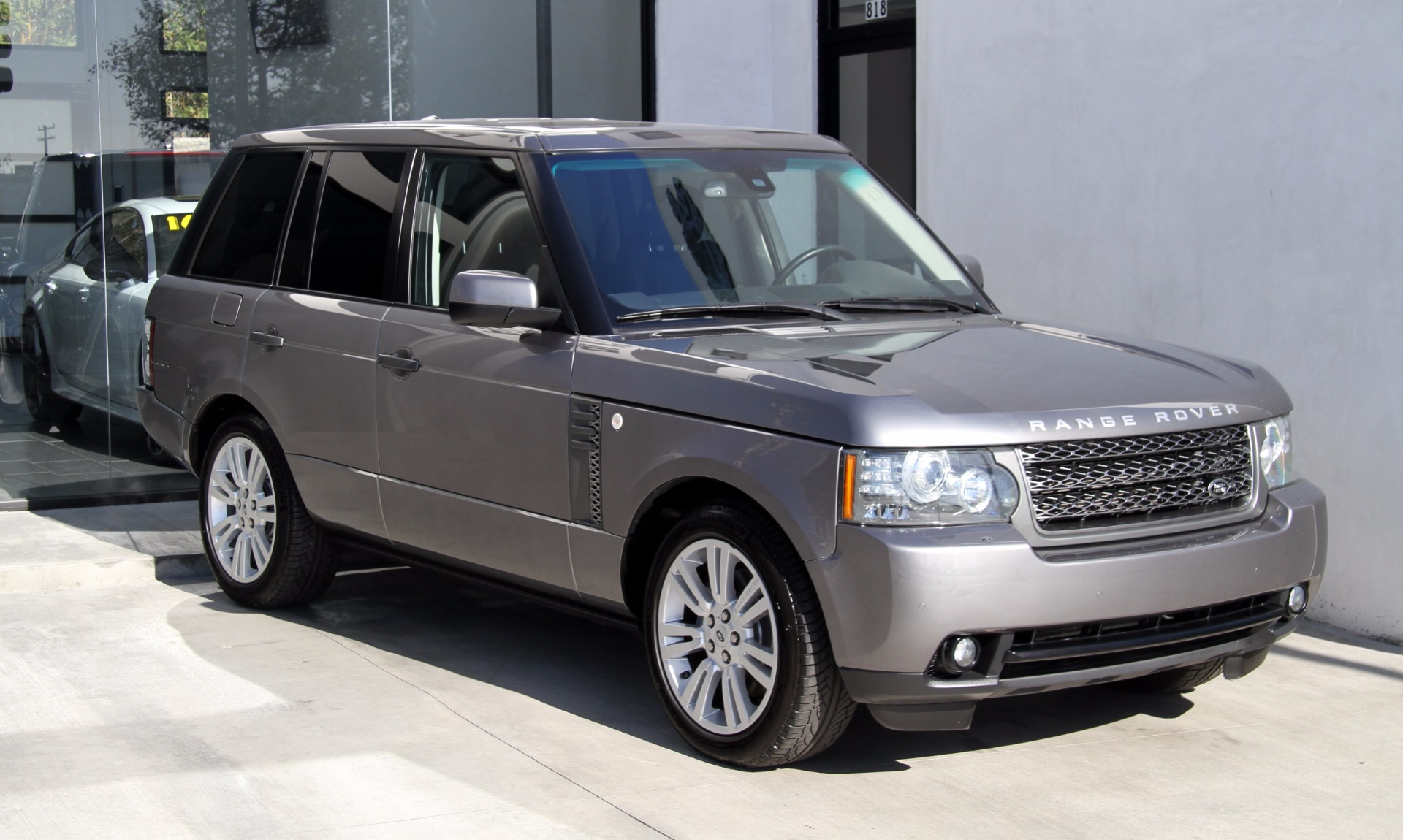 2011 land rover range rover hse luxury stock 6048 for sale near redondo beach ca ca land. Black Bedroom Furniture Sets. Home Design Ideas