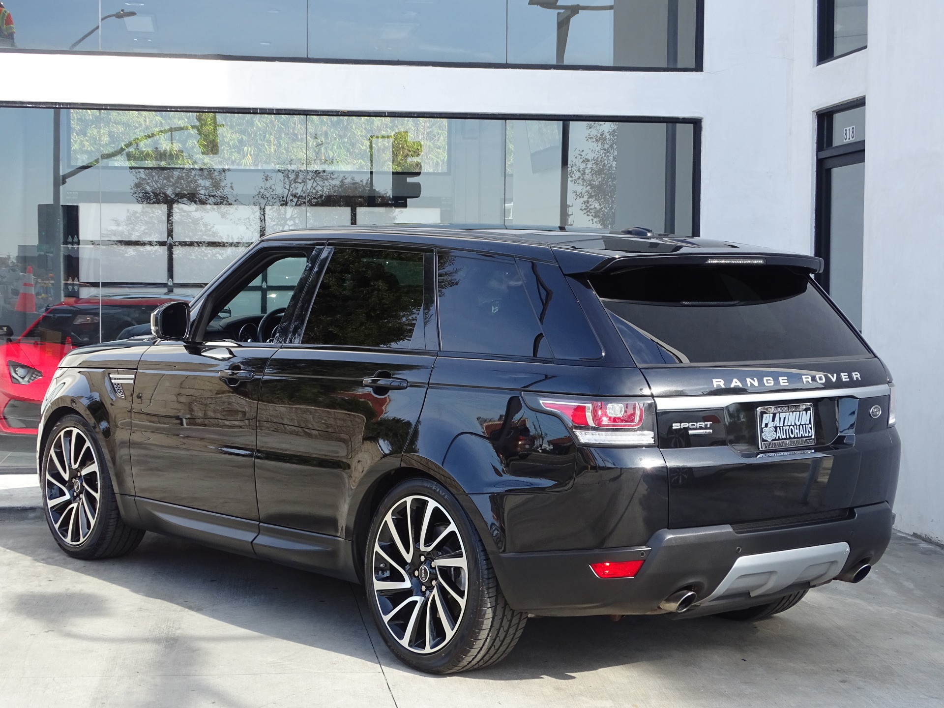 2014 Land Rover Range Rover Sport Hse Stock 6431a For