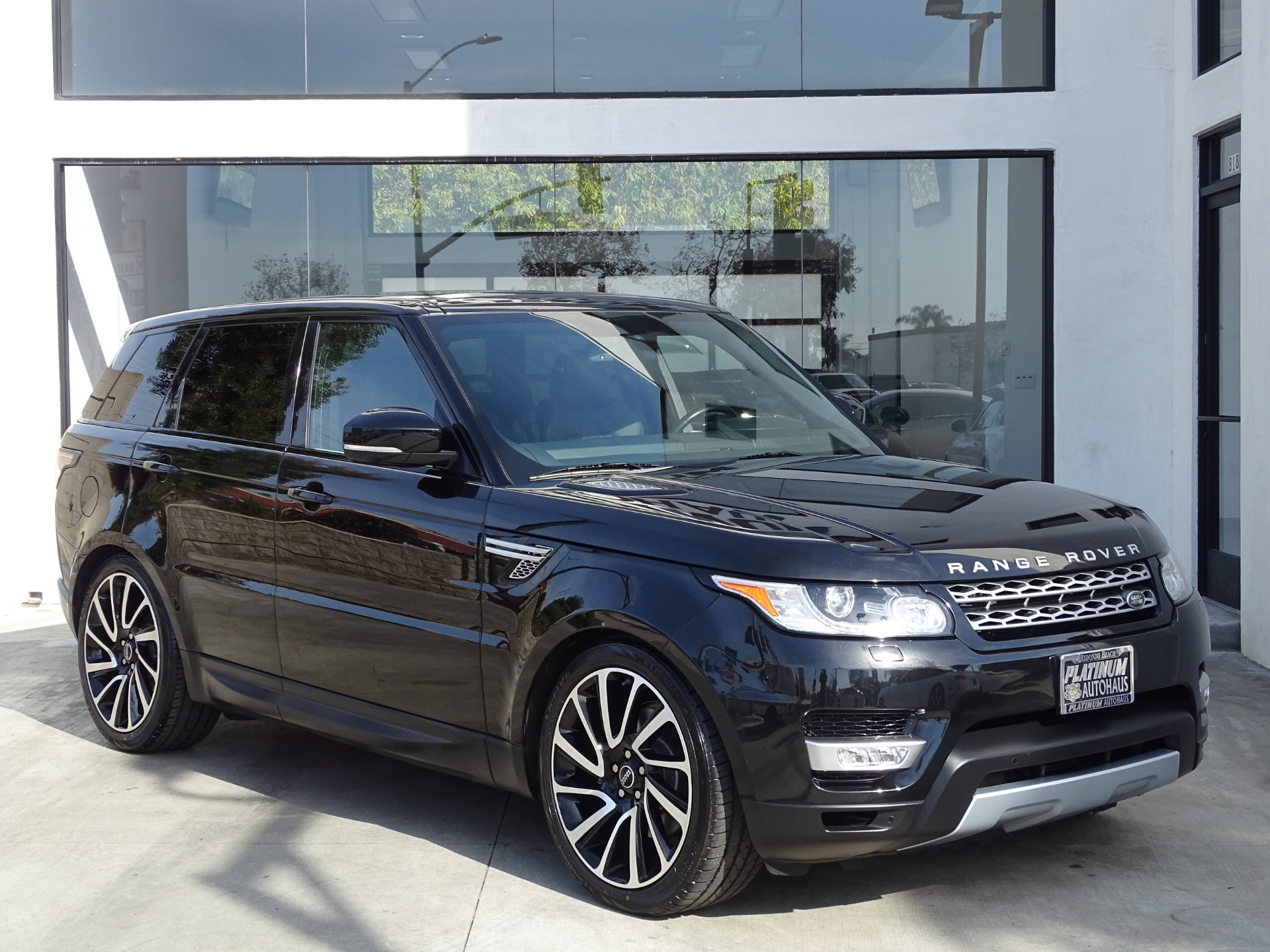 2014 land rover range rover sport hse stock 6047 for sale near redondo beach ca ca land. Black Bedroom Furniture Sets. Home Design Ideas