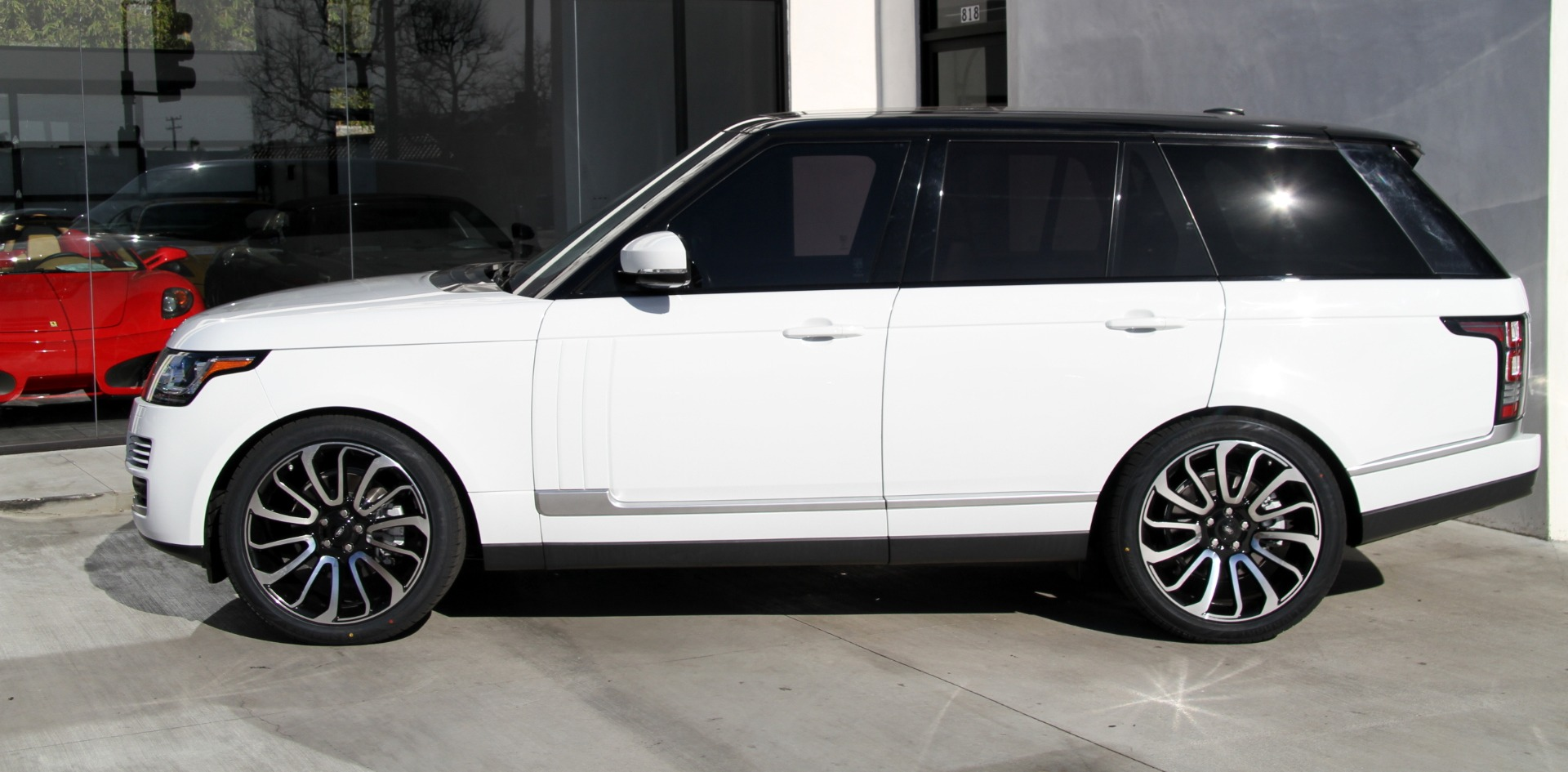 Used Range Rover For Sale Near Me >> 2014 Land Rover Range Rover HSE Stock # 6041 for sale near Redondo Beach, CA | CA Land Rover Dealer