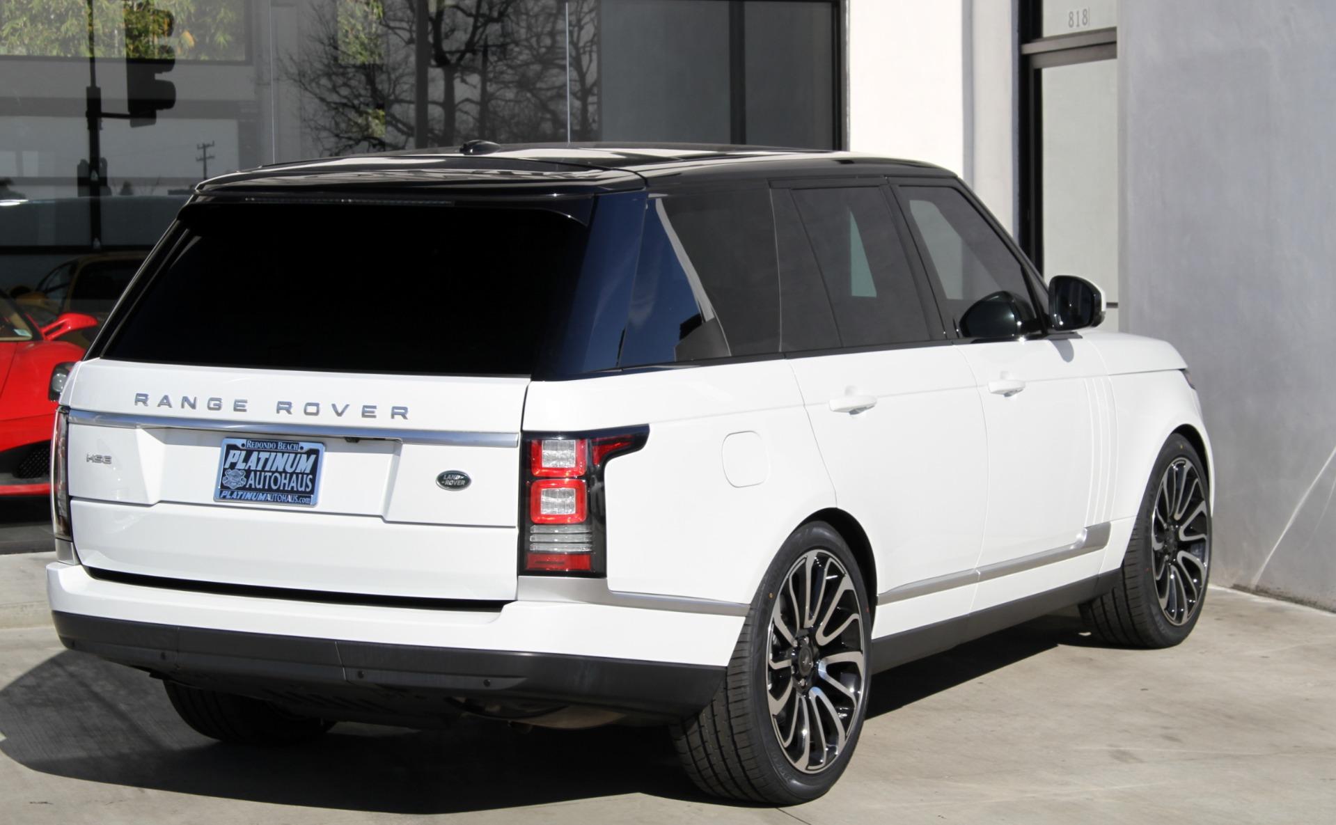 Land Rover For Sale Near Me >> 2014 Land Rover Range Rover HSE Stock # 6041 for sale near Redondo Beach, CA | CA Land Rover Dealer