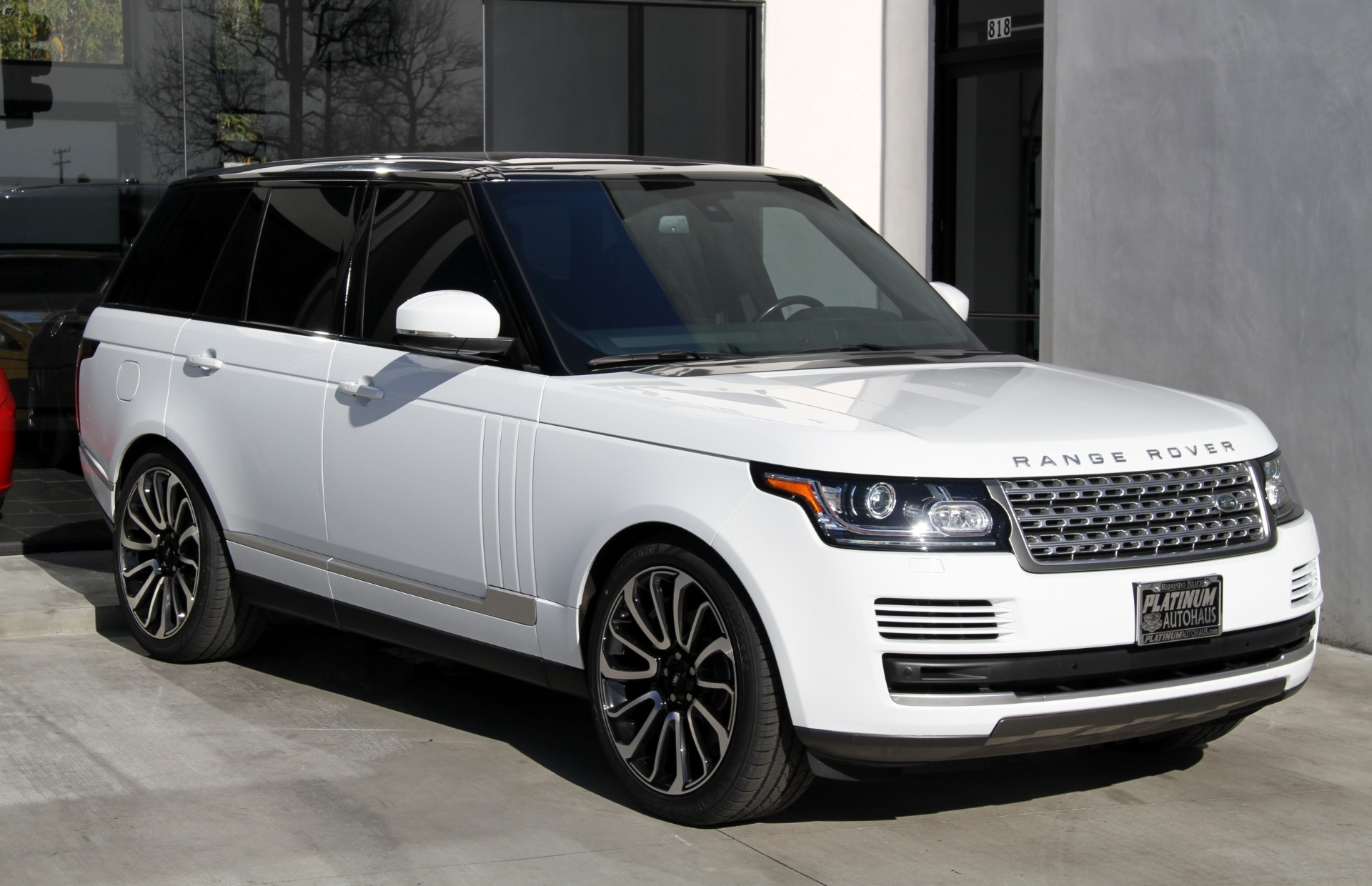 2014 land rover range rover hse stock 6041 for sale near redondo beach ca ca land rover dealer. Black Bedroom Furniture Sets. Home Design Ideas