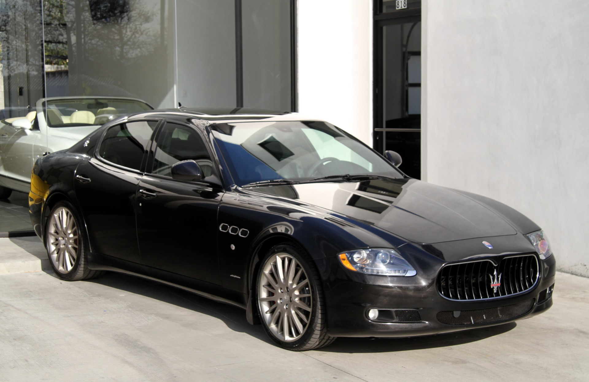 Custom Wheels Near Me >> 2009 Maserati Quattroporte SPORT GTS ** MSRP $146,850 ...
