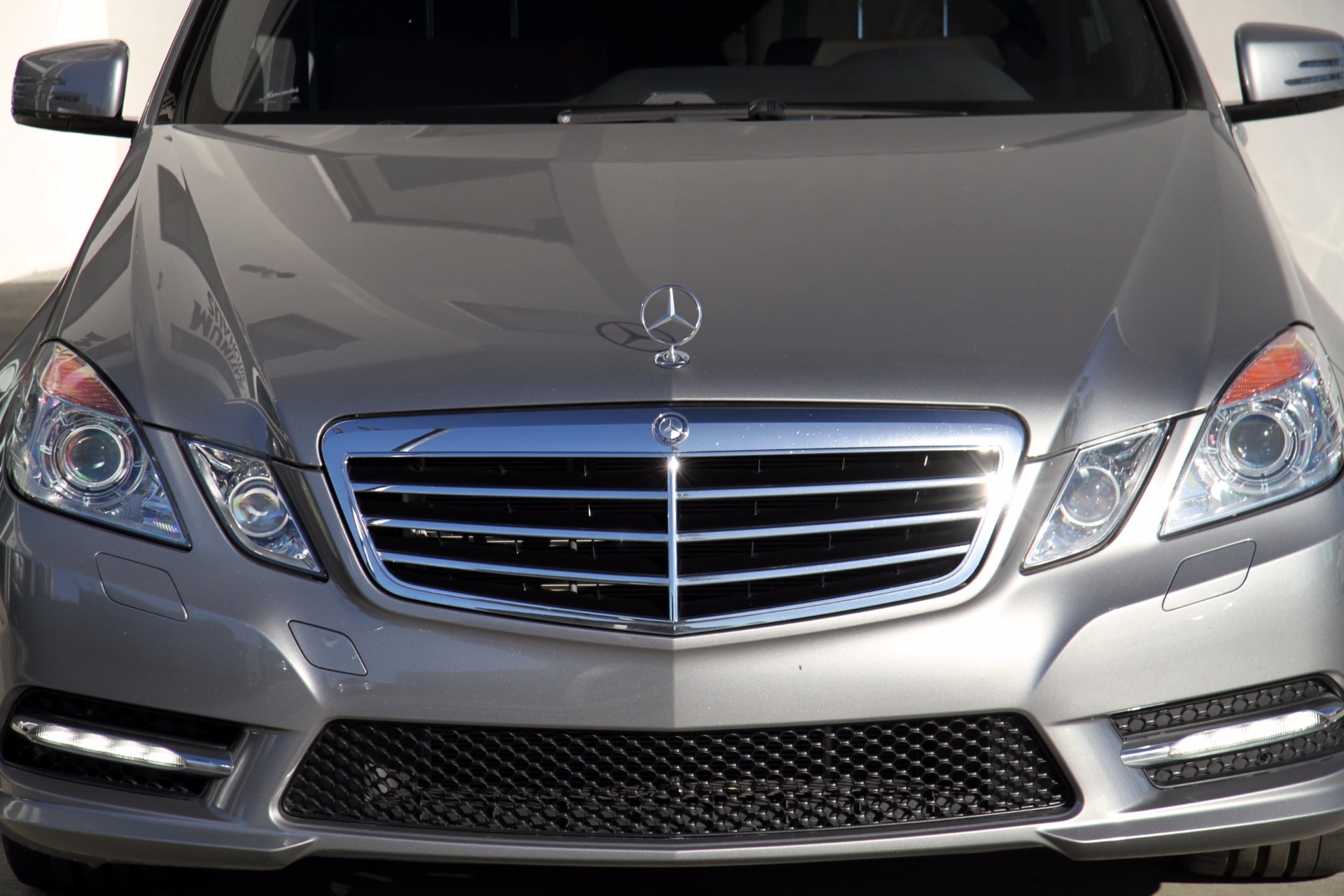 2012 Mercedes Benz E 350 Sport 4matic Wagon Stock 554584
