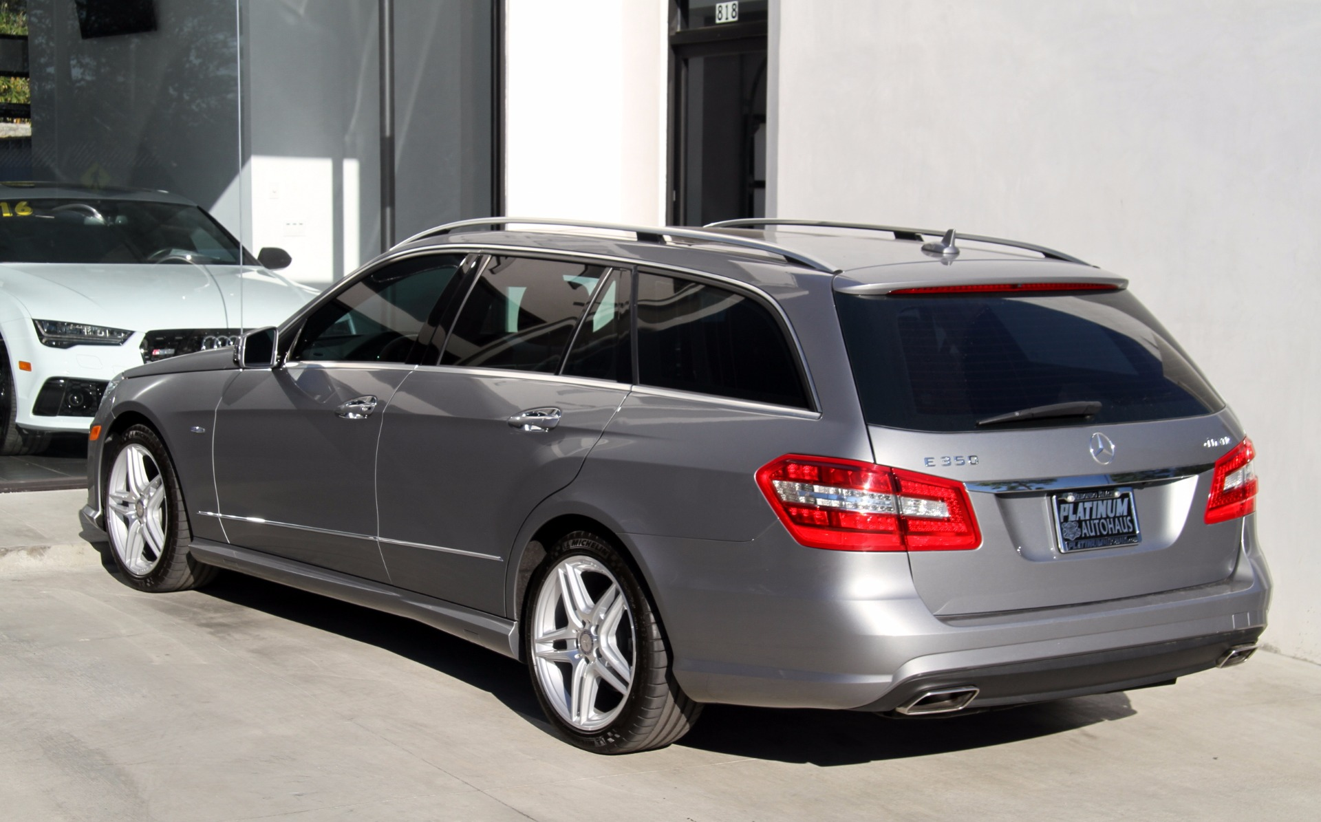 2012 mercedes benz e 350 sport 4matic wagon stock 554584. Black Bedroom Furniture Sets. Home Design Ideas