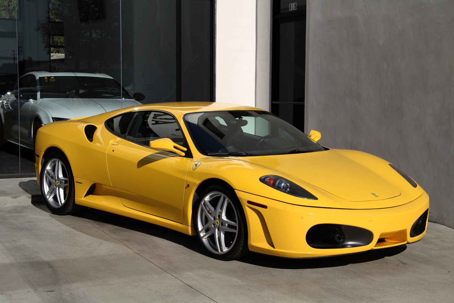 2007 Ferrari F430 F1 Stock 5483a For Sale Near Redondo
