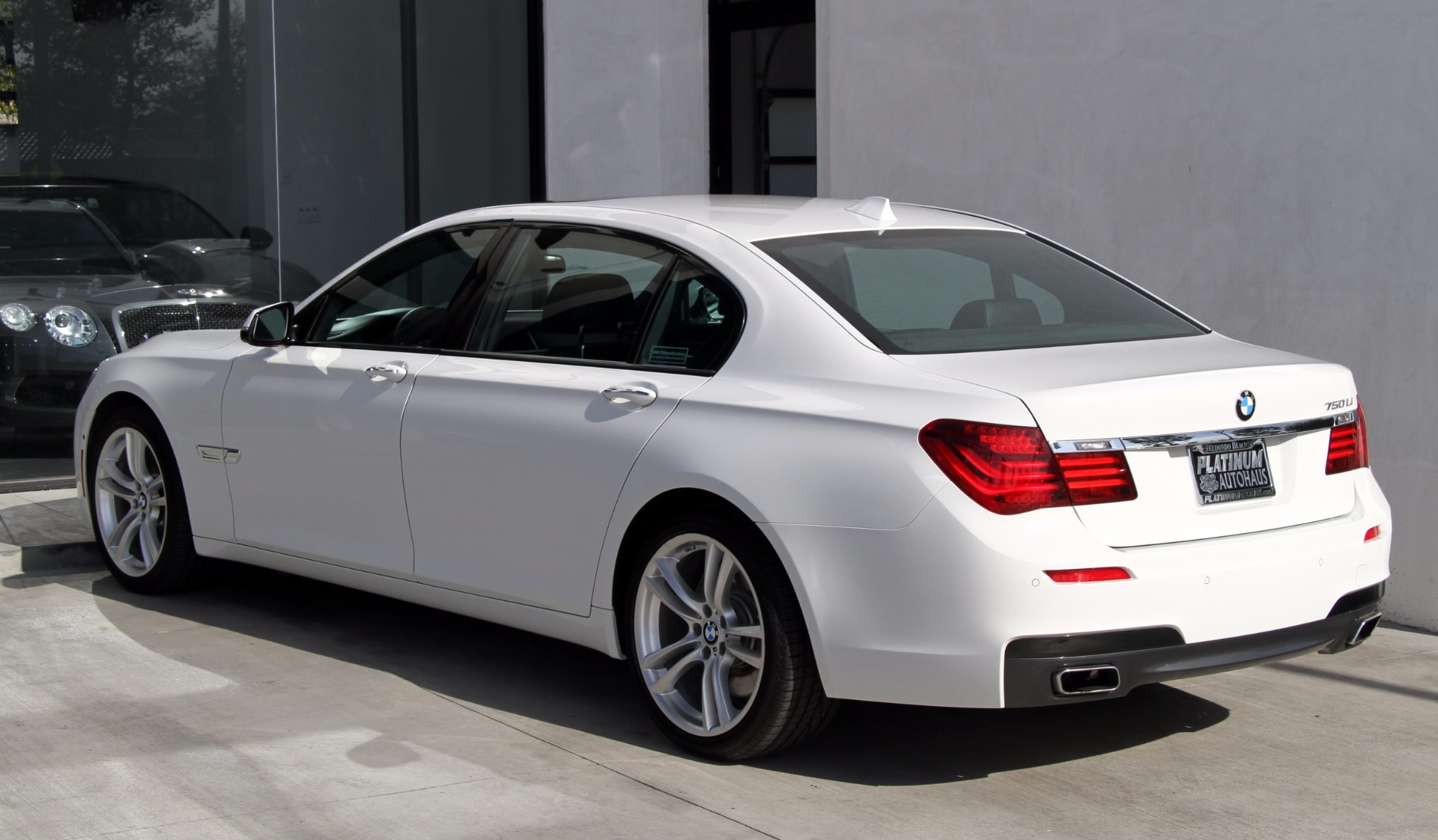 Used 2015 BMW 7 Series 750Li