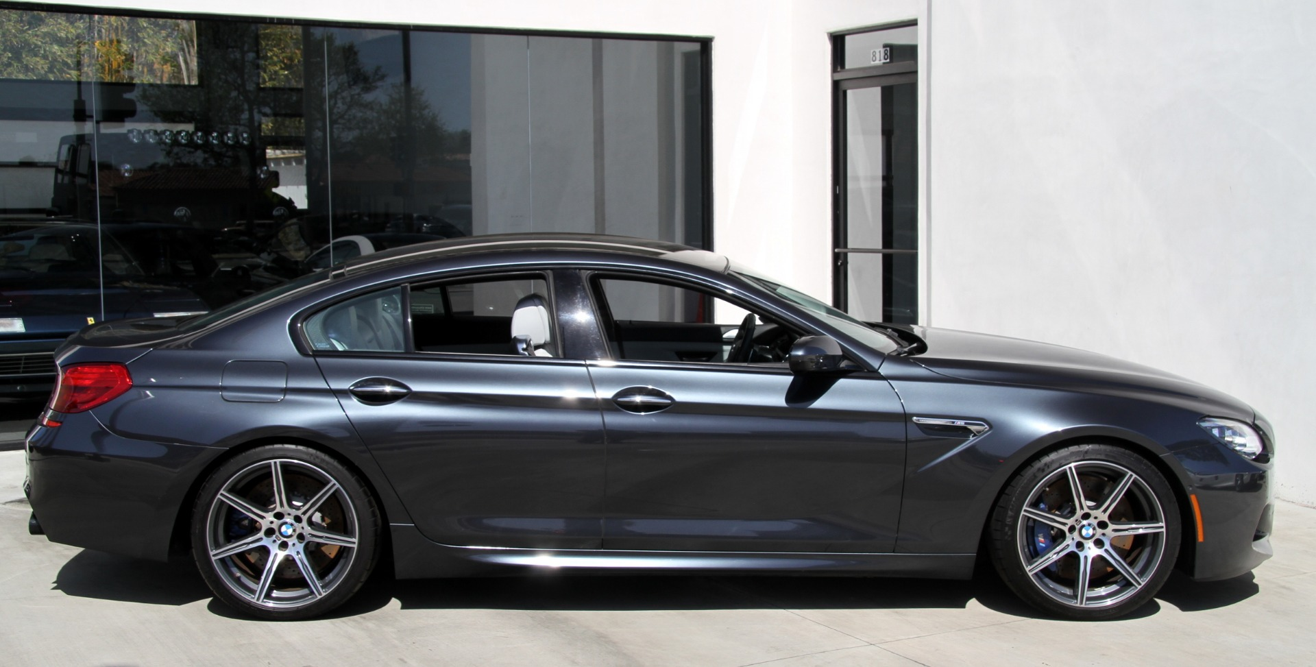 2015 Bmw M6 Gran Coupe Competition Pkg Stock 6056