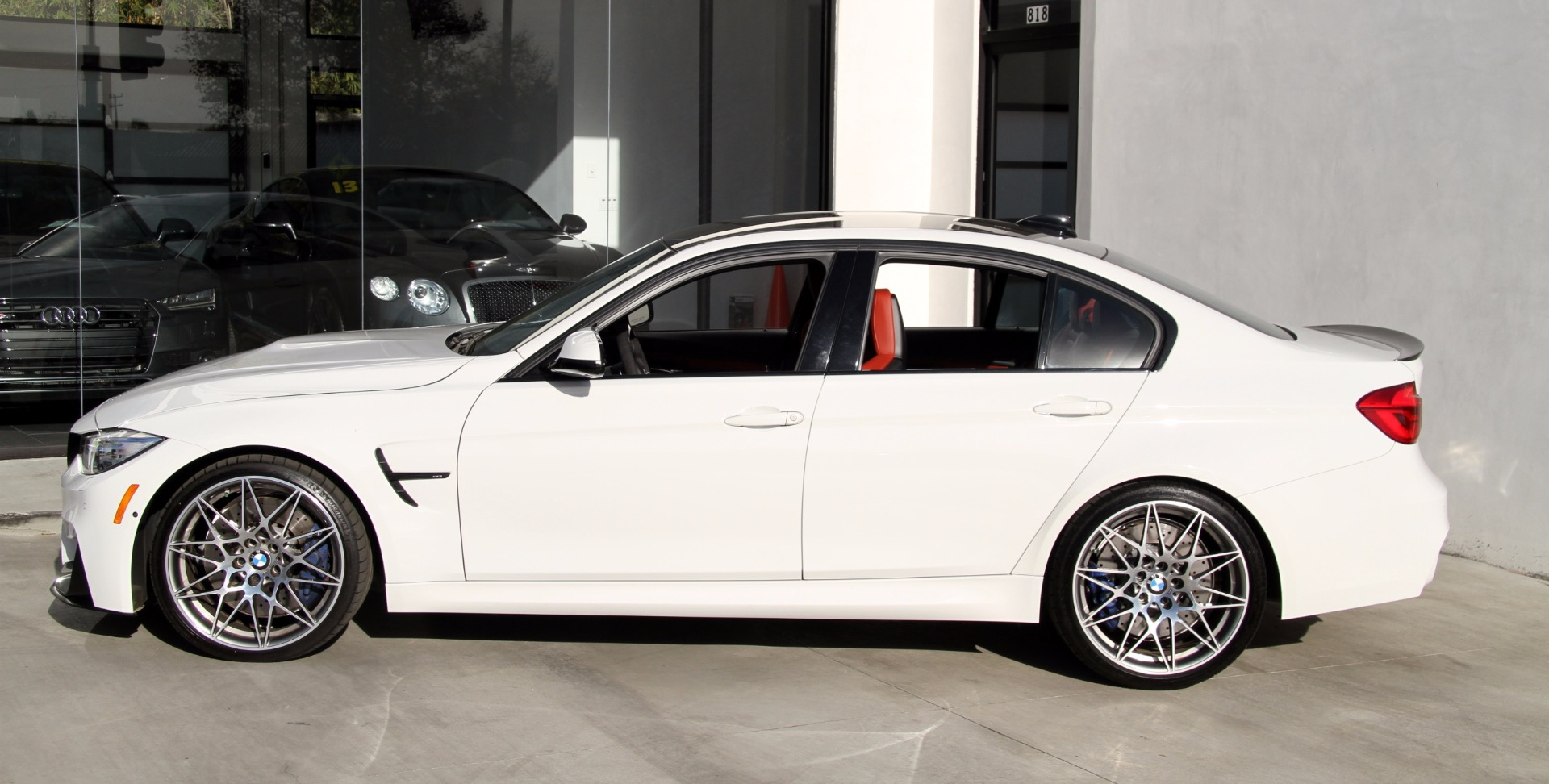 Ca Used 2016 Bmw M3 Compeion Package