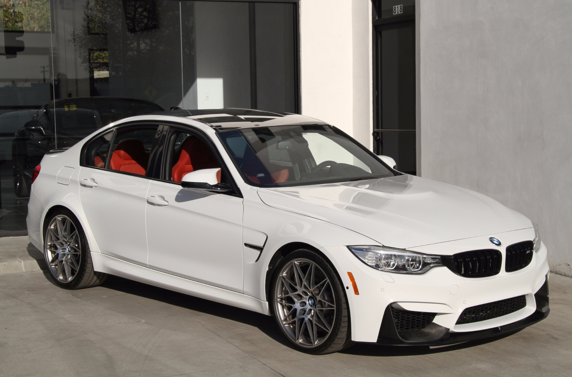 2016 bmw m3 competition package stock 6058 for sale near redondo beach ca ca bmw dealer. Black Bedroom Furniture Sets. Home Design Ideas