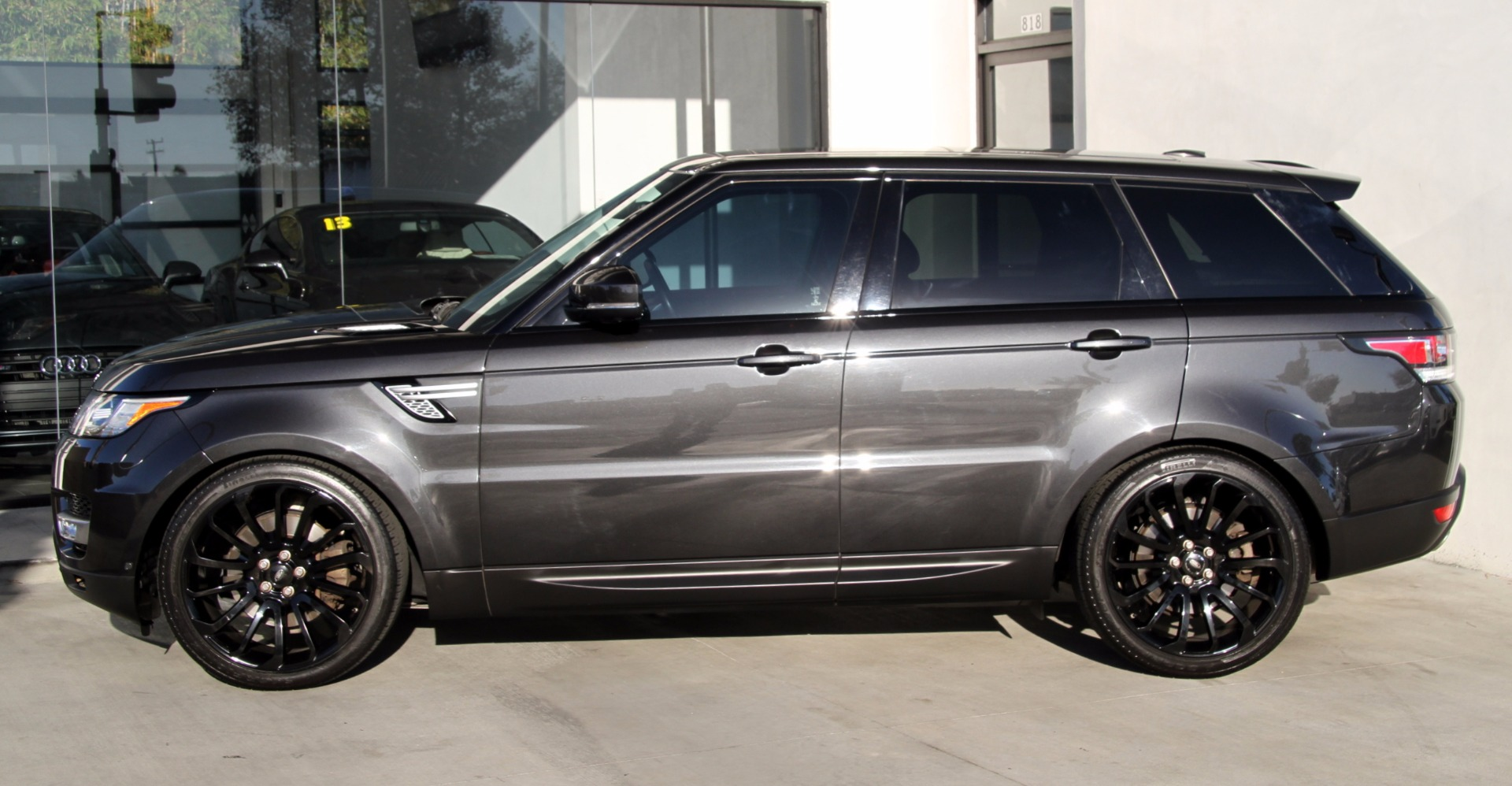 2014 land rover range rover sport hse stock 6059 for sale near redondo beach ca ca land. Black Bedroom Furniture Sets. Home Design Ideas
