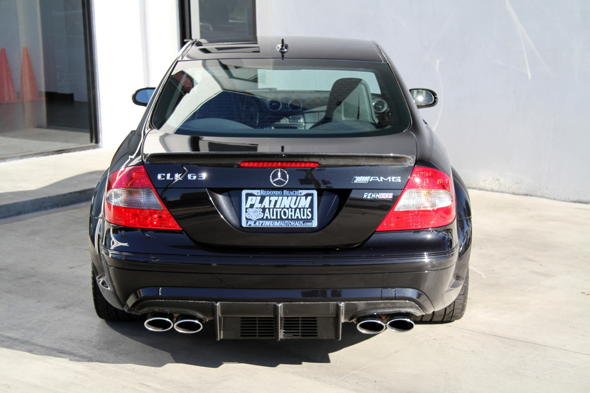 2008 mercedes benz clk 63 amg black series stock 6069 for Mercedes benz clk63 amg black series for sale