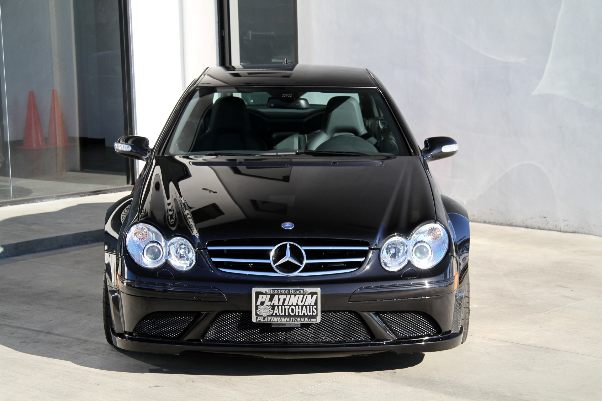 2008 Mercedes Benz Clk 63 Amg Black Series Stock 6069 For Sale