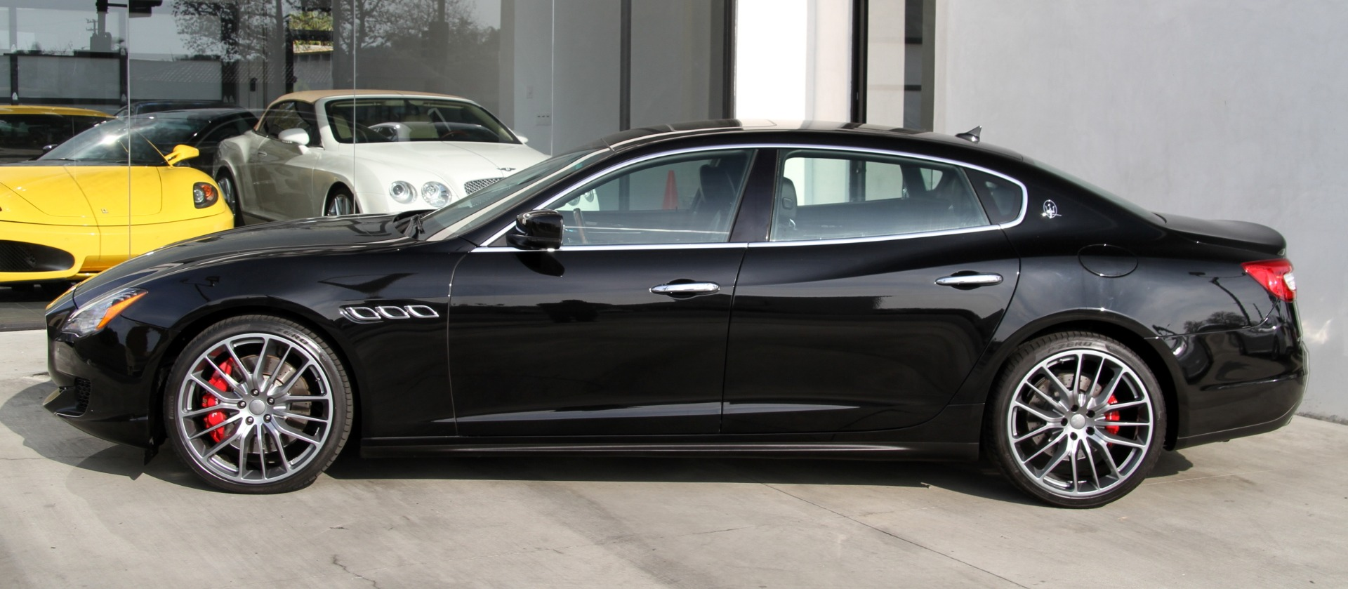 Dealer Near Me >> 2014 Maserati Quattroporte Sport GT S Stock # 6071 for sale near Redondo Beach, CA | CA Maserati ...