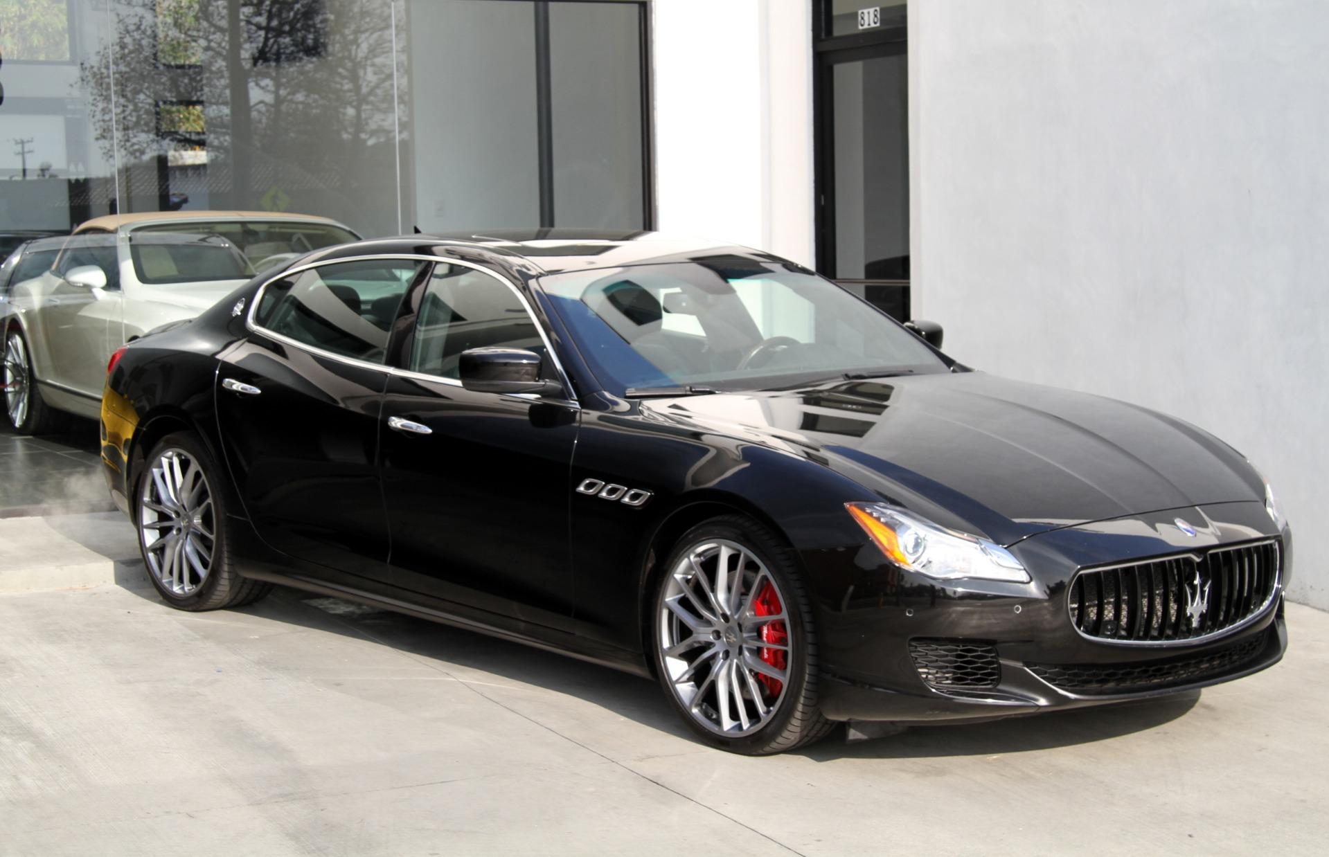 2014 Maserati Quattroporte Sport Gt S Stock 6071 For