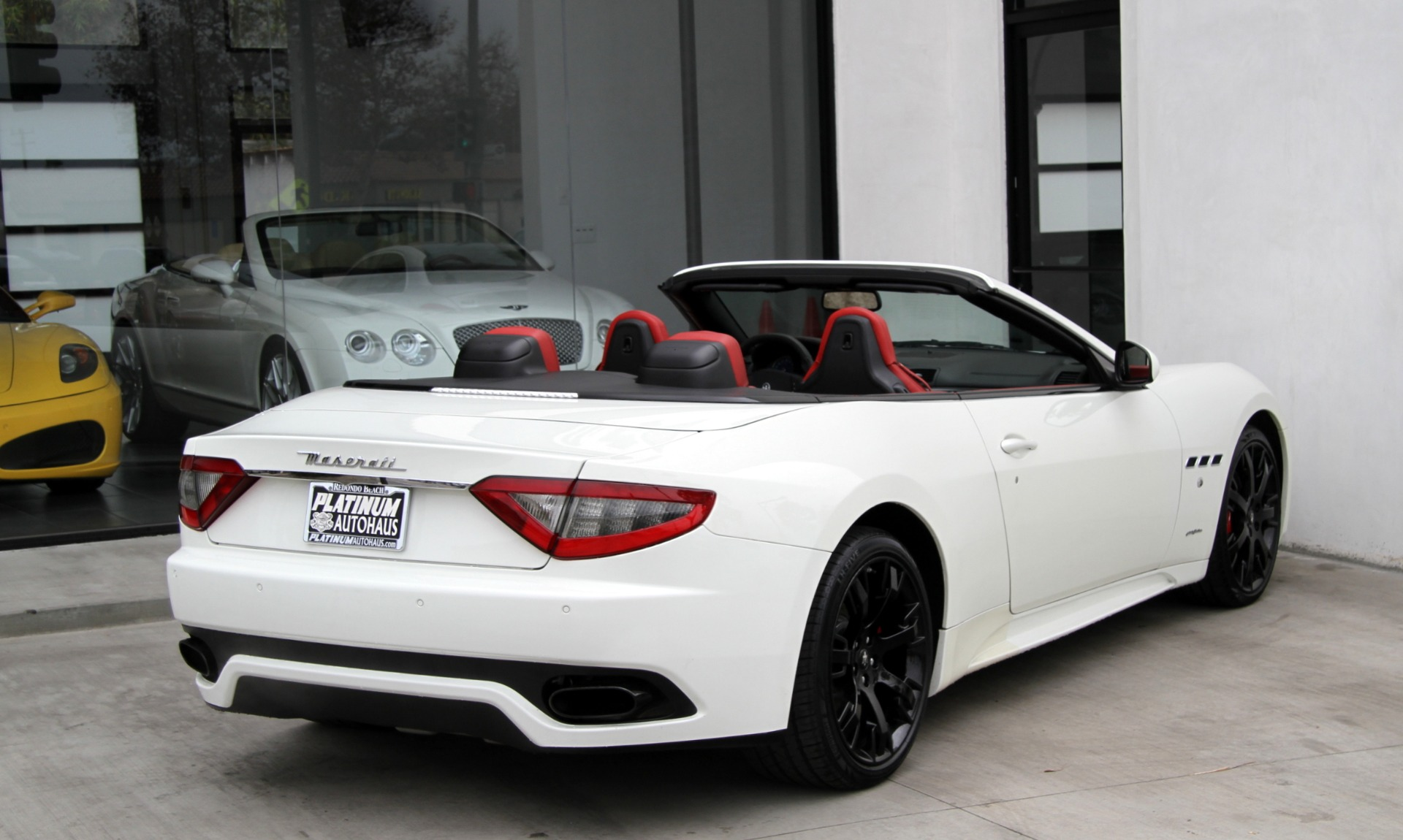 2014 maserati granturismo sport stock 6130 for sale near redondo beach ca ca maserati dealer. Black Bedroom Furniture Sets. Home Design Ideas