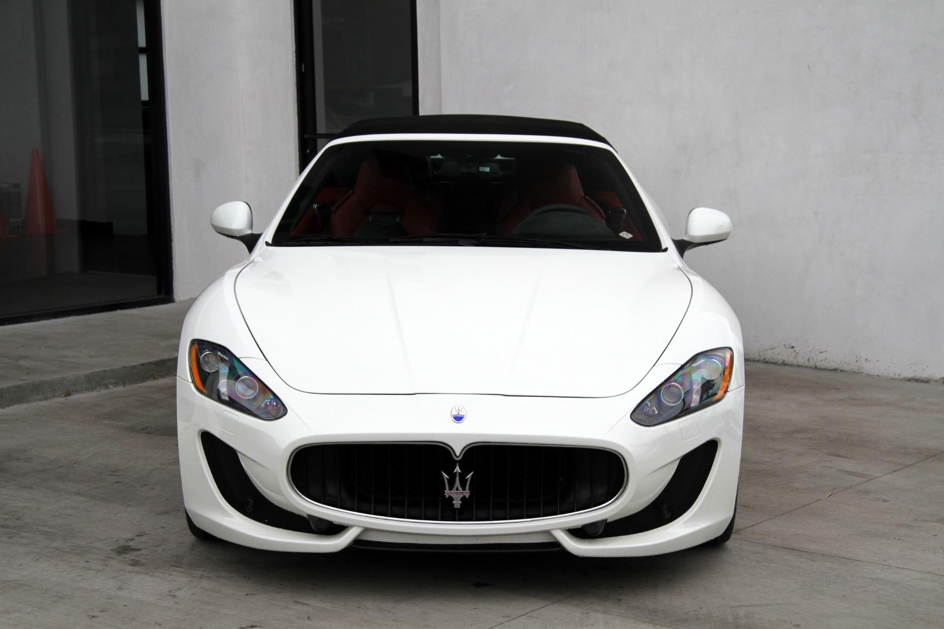 Used-2014-Maserati-GranTurismo-Sport