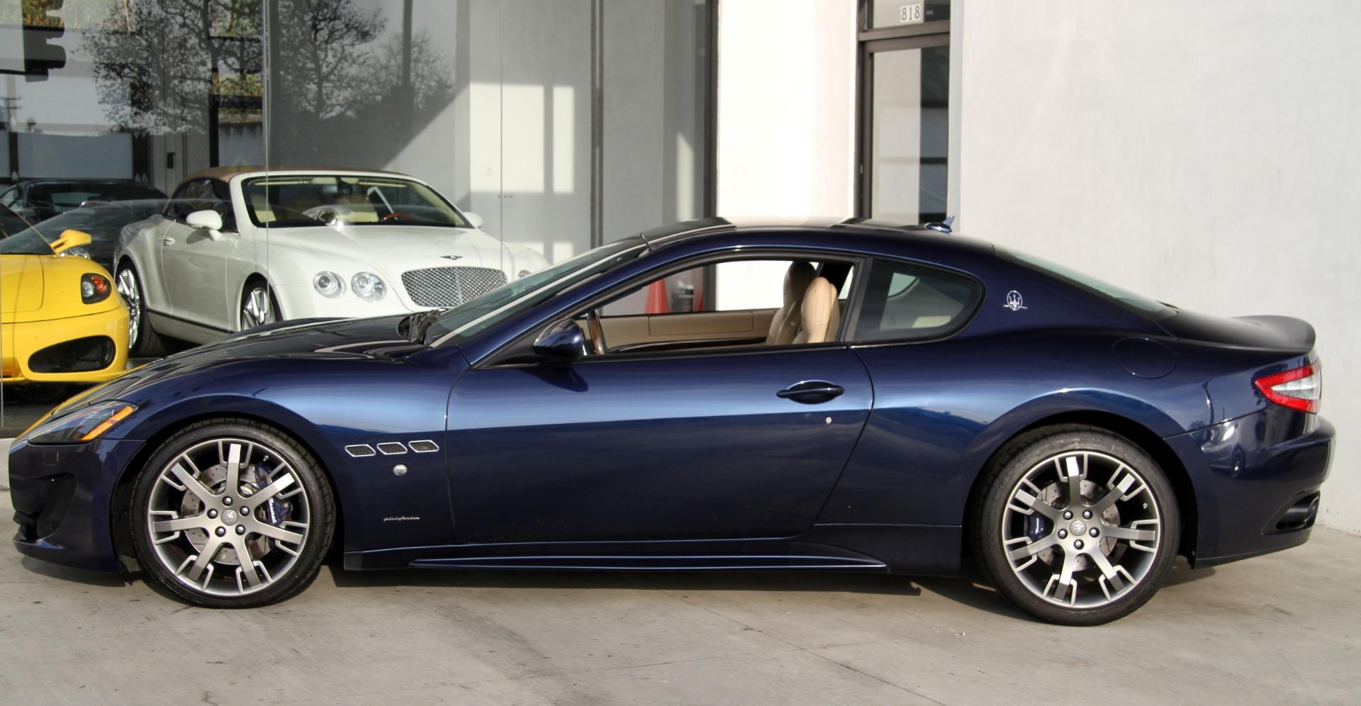 2013 Maserati GranTurismo Sport Stock # 6073 for sale near ...