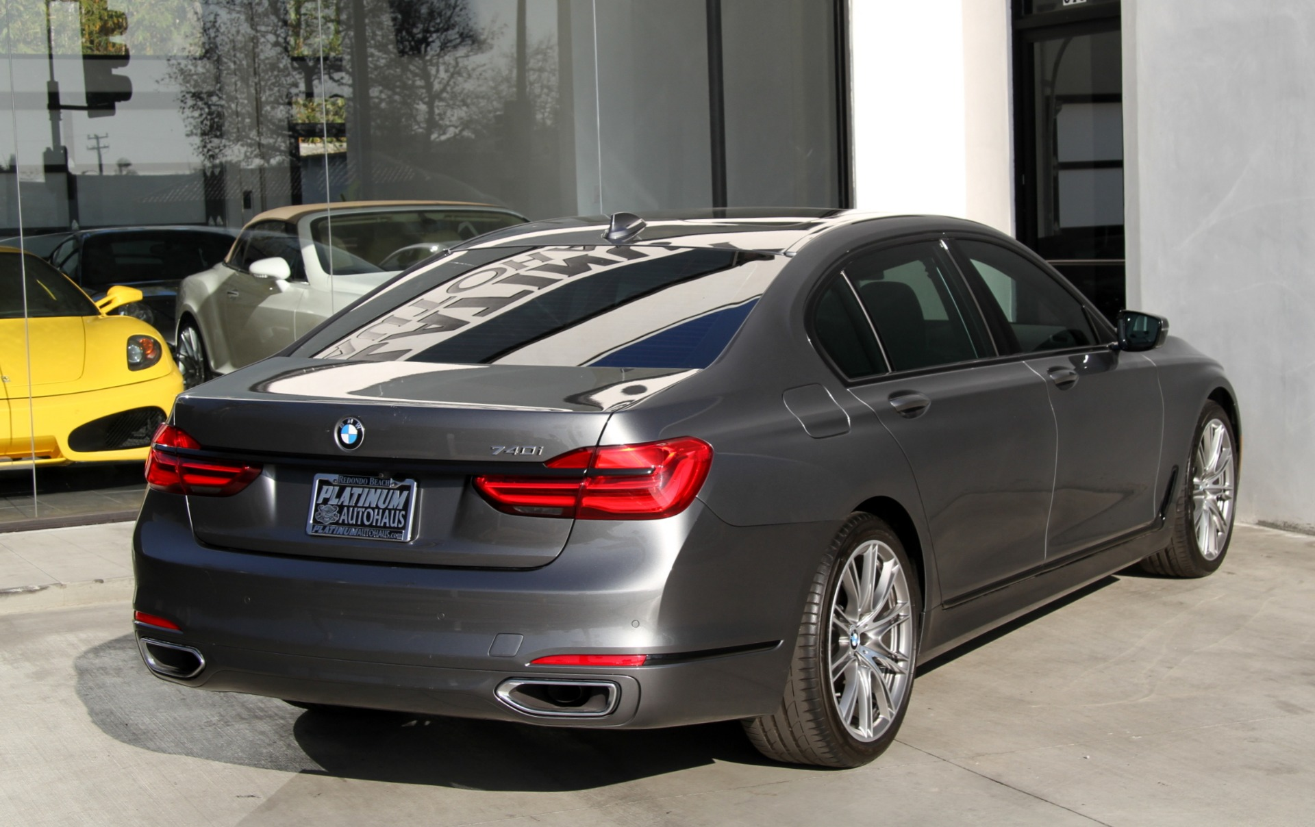 Free Vehicle History Report By Vin >> 2016 BMW 7 Series 740i Stock # 6074 for sale near Redondo ...