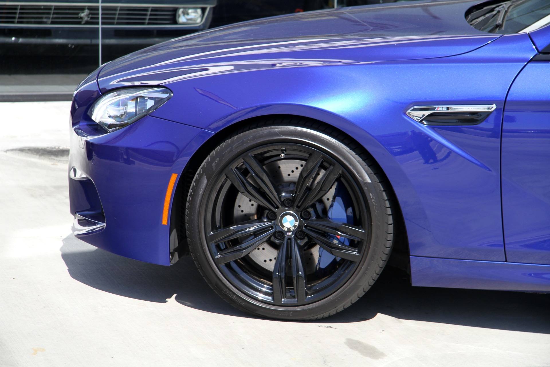 Used 2014 BMW M6 Gran Coupe Competition