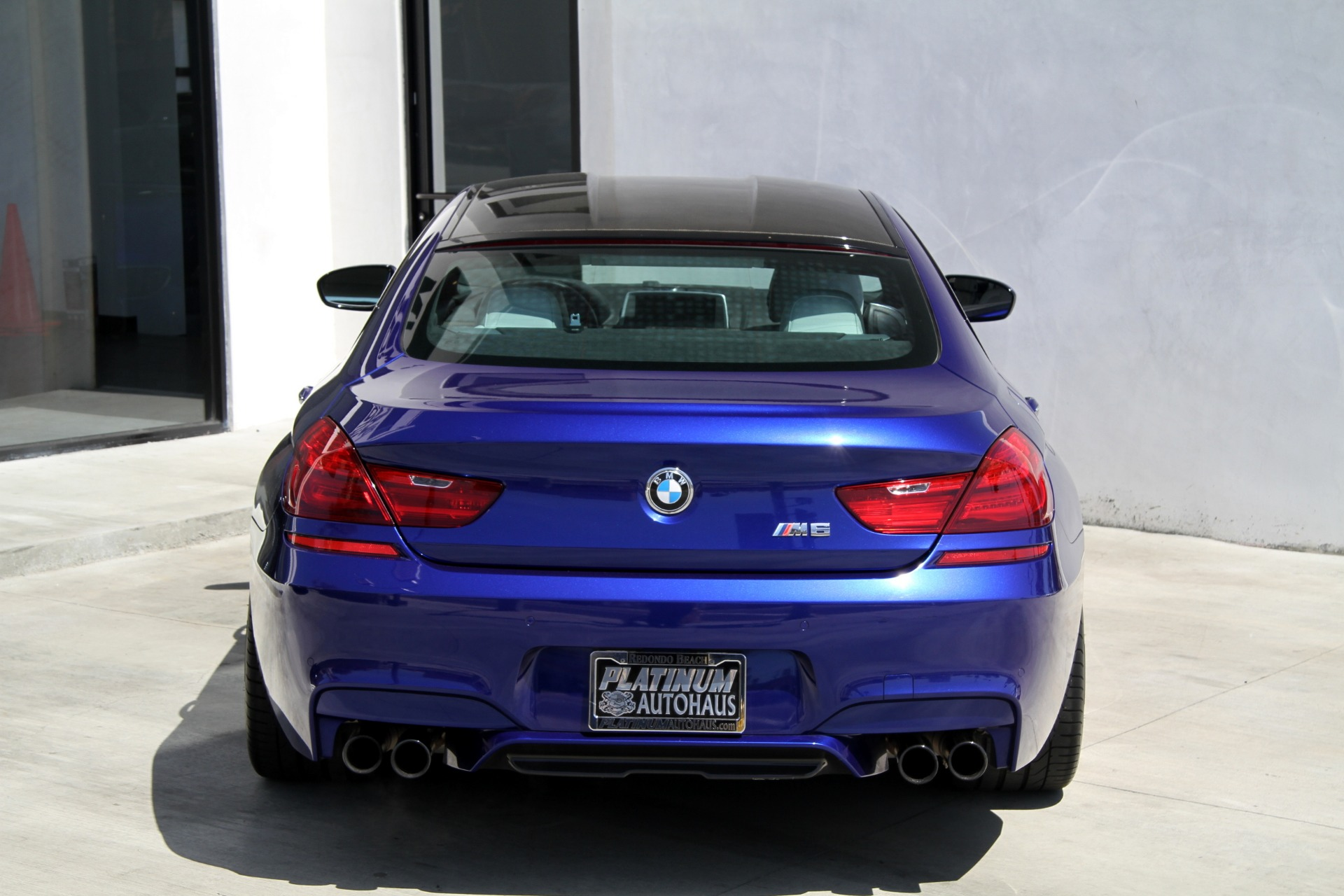 2014 Bmw M6 Gran Coupe Competition Pkg Stock 6076 For Sale Near Redondo Beach Ca Ca Bmw Dealer