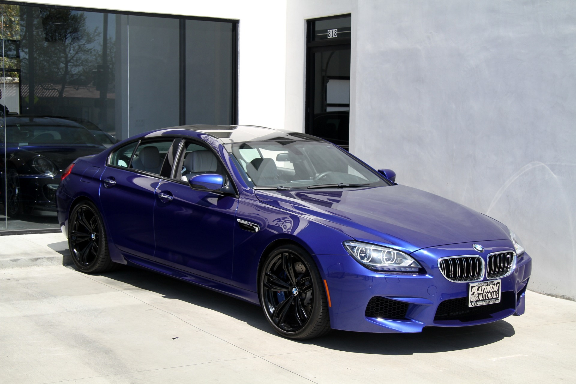 2014 Bmw M6 Gran Coupe Competition Pkg Stock 6076
